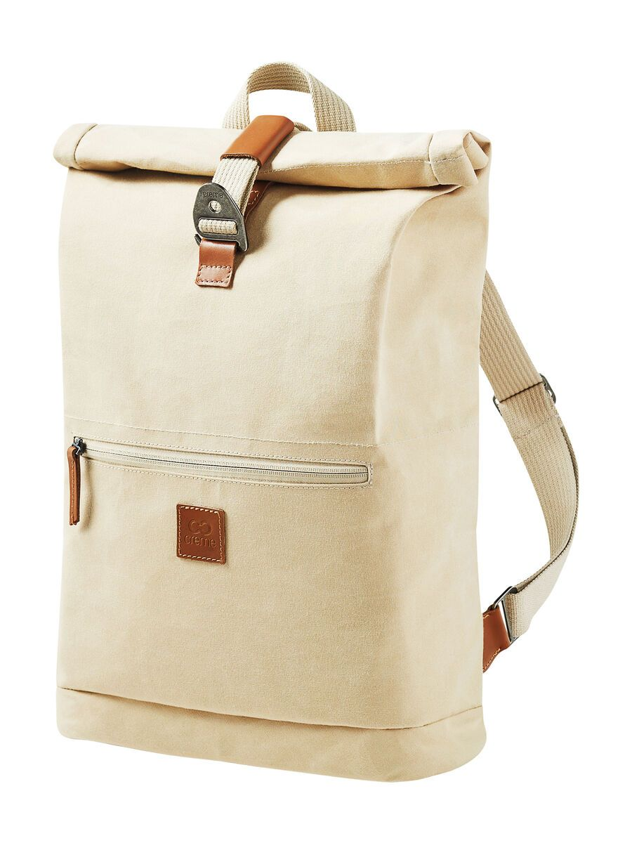 Creme Cycles 2Top 2Roll, creme beige - Rucksack CR-BAG-0004-nos-620-creme-beige