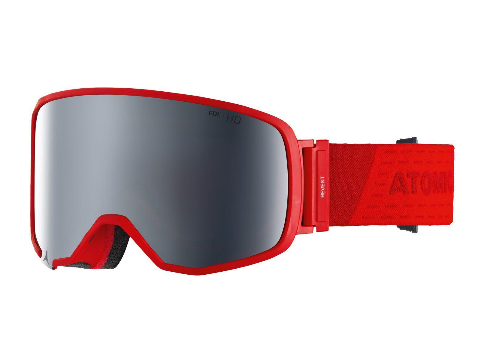 Atomic Revent L FDL HD, red/Lens: silver stereo hd | Bild 1