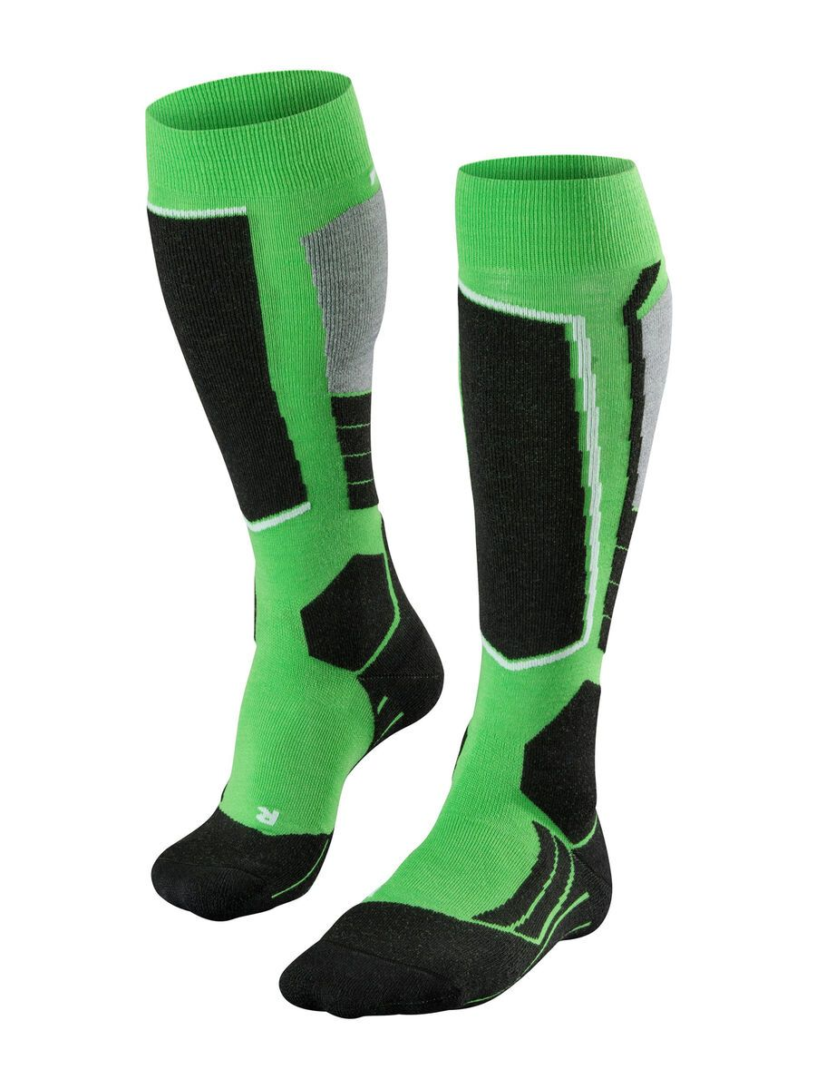 Falke SK2 Herren Kniestrümpfe vivid green 39-41 16522-7231-39-41