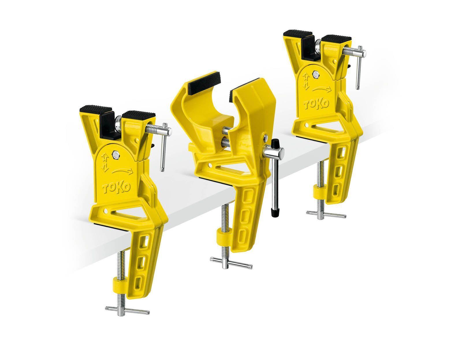 Toko Ski Vise World Cup - Einspannvorrichtung 5560035
