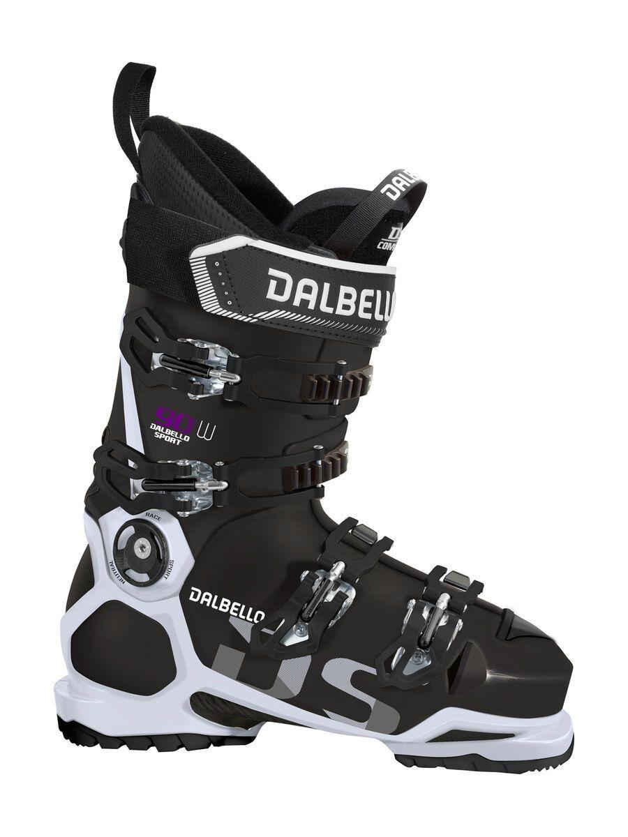 Dalbello DS 90 WS LS 2020, black/white - Skiboots, Größe 25.0 D1843022.00.250