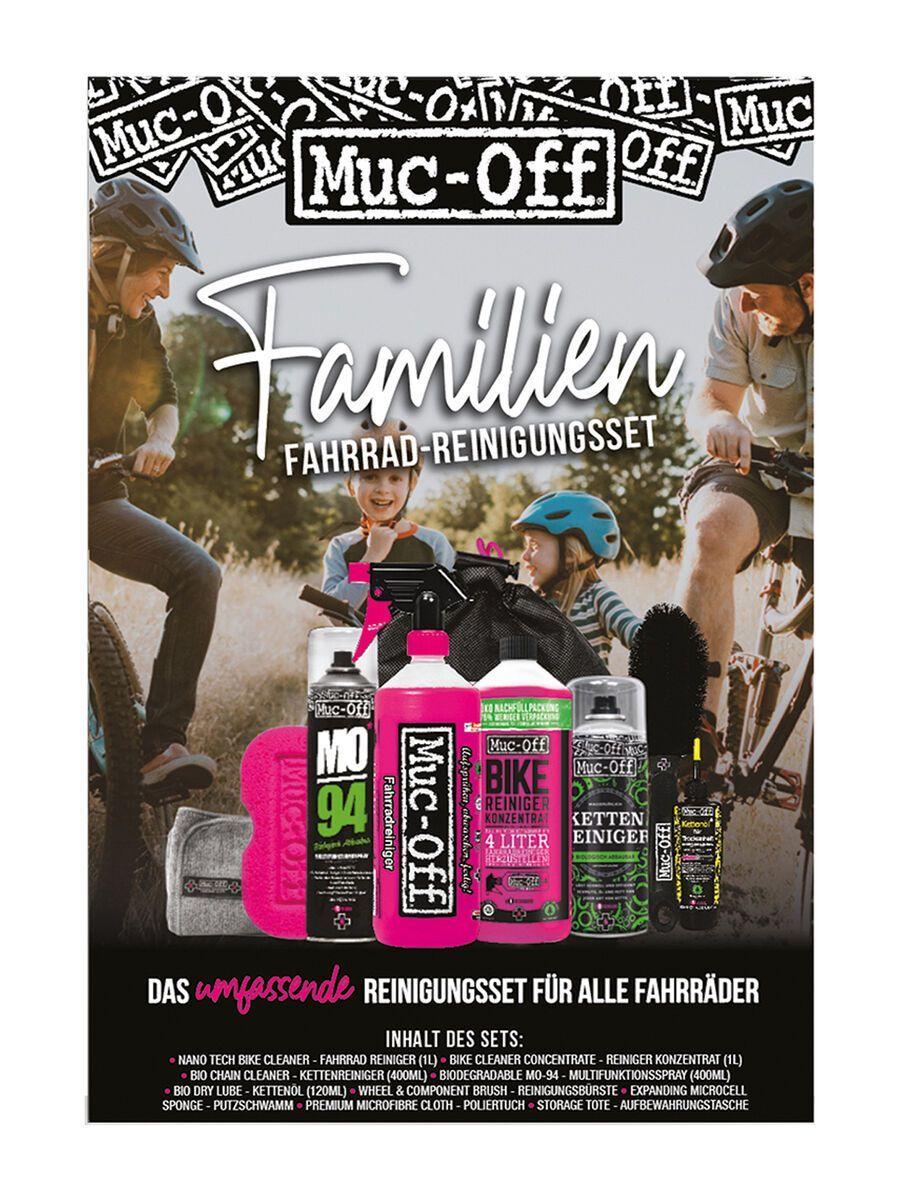 Muc-Off Familien Fahrrad Reinigungsset MU-KIT-2281/1/nos