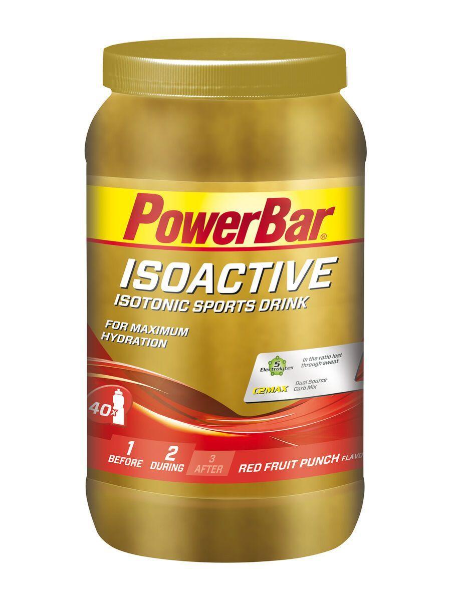PowerBar Isoactive - Red Fruit Punch 1320 g - Getränkepulver 24707502