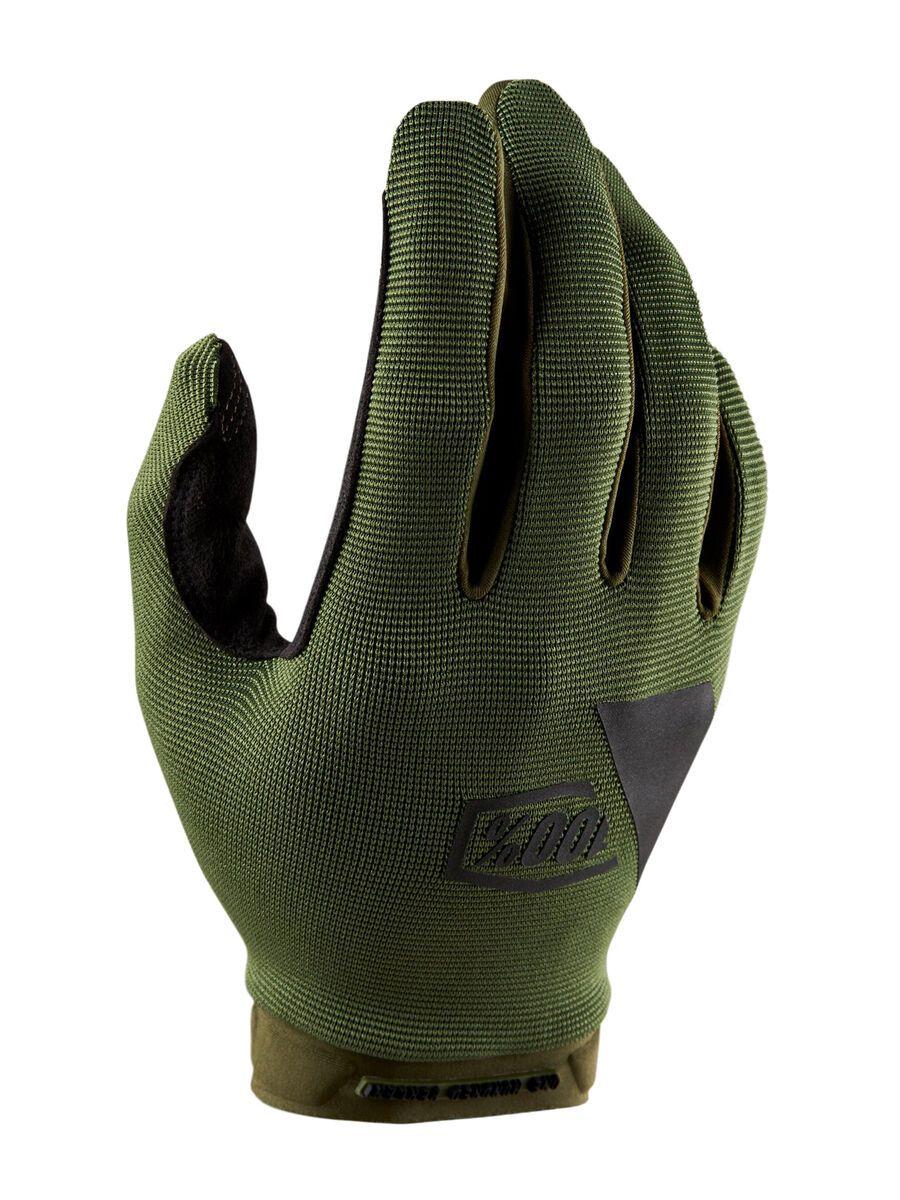 100% Ridecamp Glove, fatigue - Fahrradhandschuhe, Größe XL HU-GLO-0041-XL-2005-Fatigue