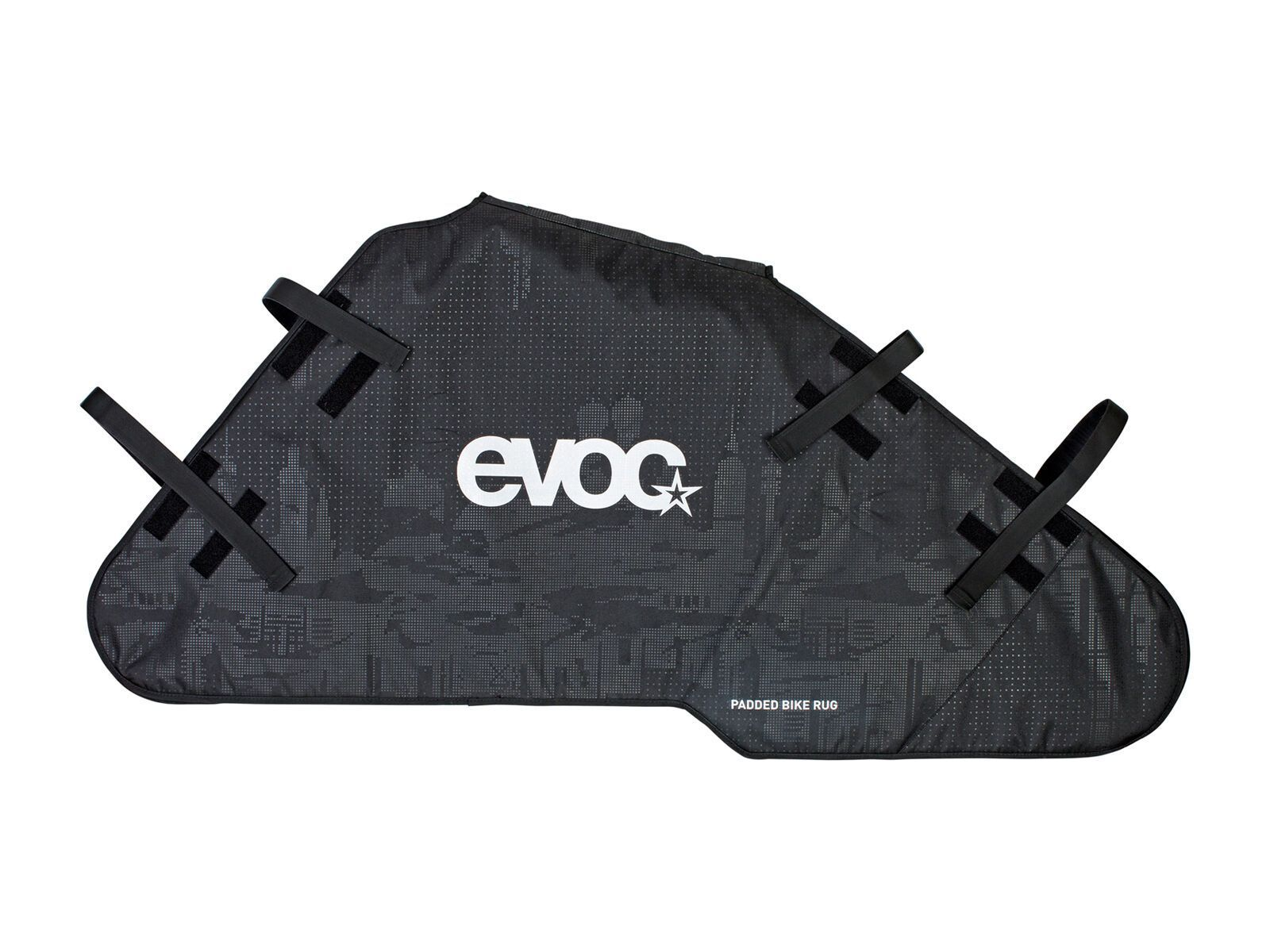 Evoc Padded Bike Rug, black - Fahrradtransporttasche 100524100