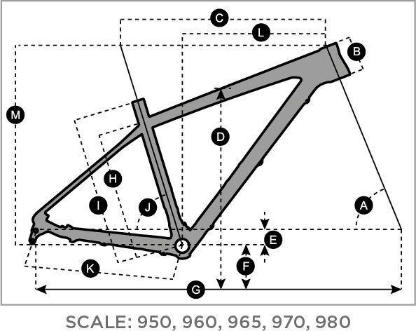 Scott Scale 970, grey/black/red | Bild 2