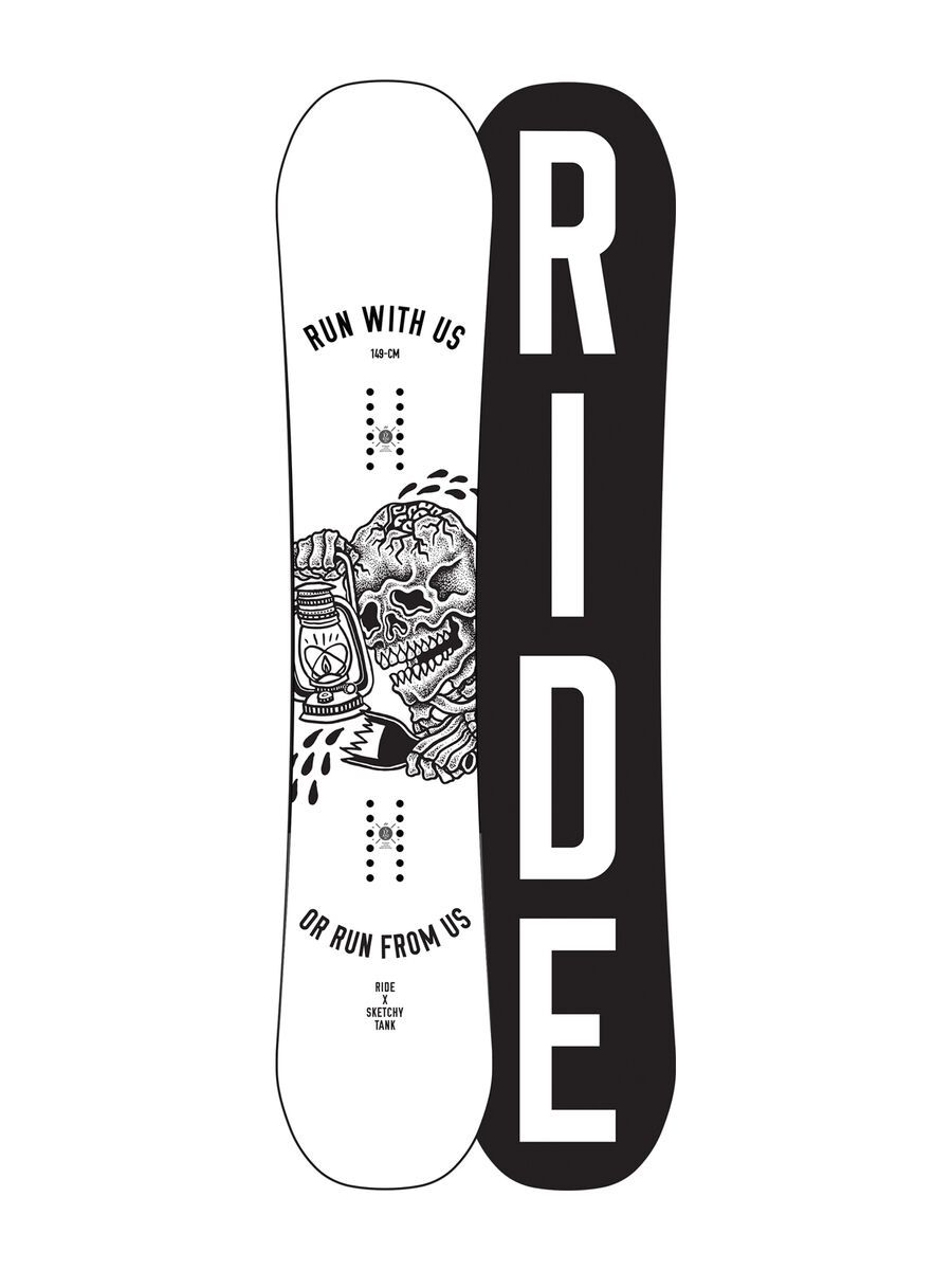 Set: Ride Burnout 2017 + Flow Nexus Hybrid (1718378S) | Bild 2