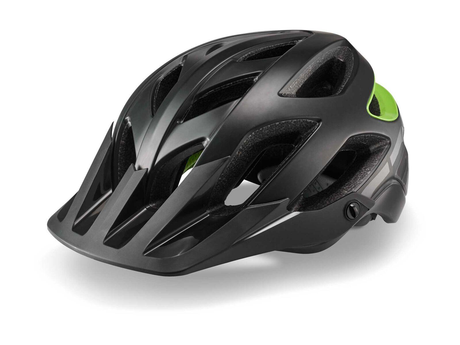 Cannondale Ryker MIPS, black/green - Fahrradhelm, Größe S // 51-55 cm CH4907U10SM