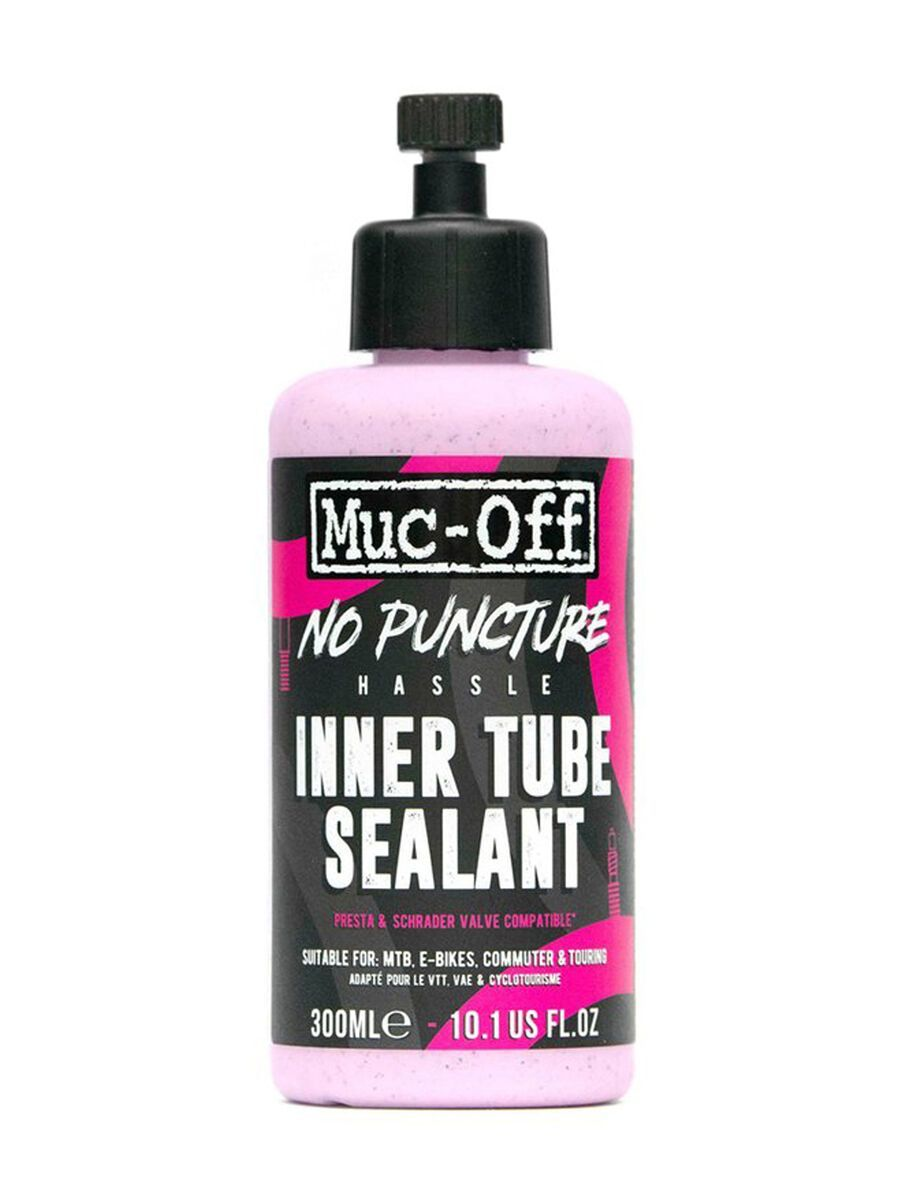 Muc-Off No Puncture Hassle Inner Tube Sealant - 300 ml - Reifendichtmittel MU-TIR-2216/36/300