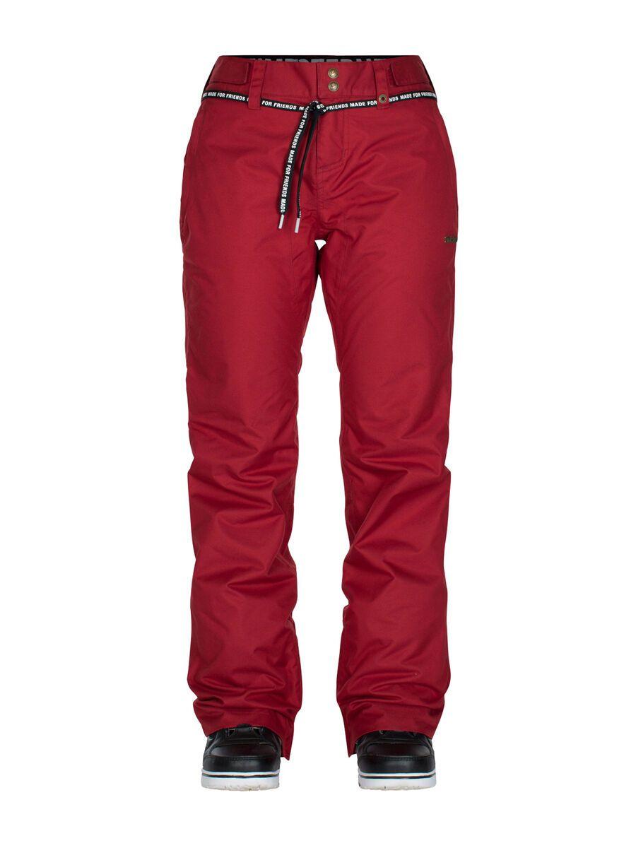 Zimtstern Skimz LIM Snow Pant, wine - Snowboardhose, Größe S 6622806060903