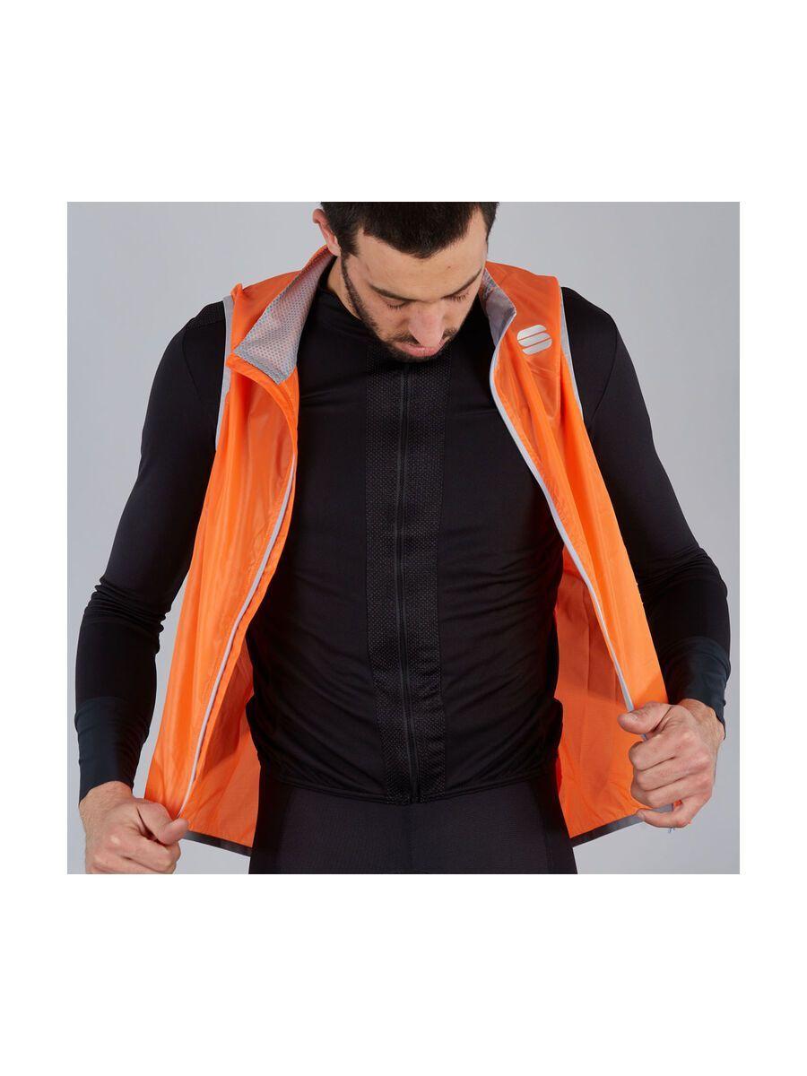 Sportful Hot Pack Easylight Vest, orange sdr | Bild 5