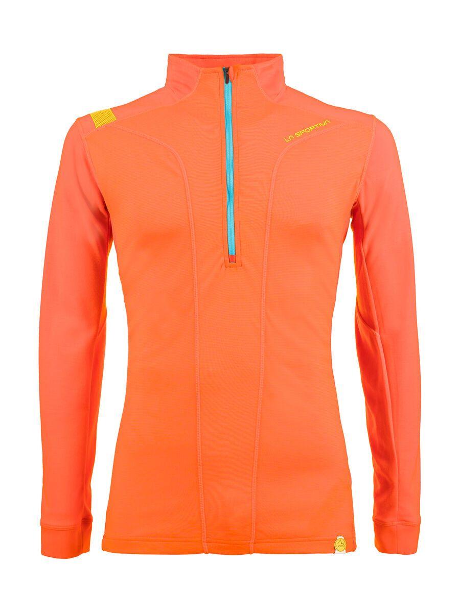 La Sportiva Ionosphere Long Sleeve M, pumpkin - Funktionsshirt, Größe L B80-L