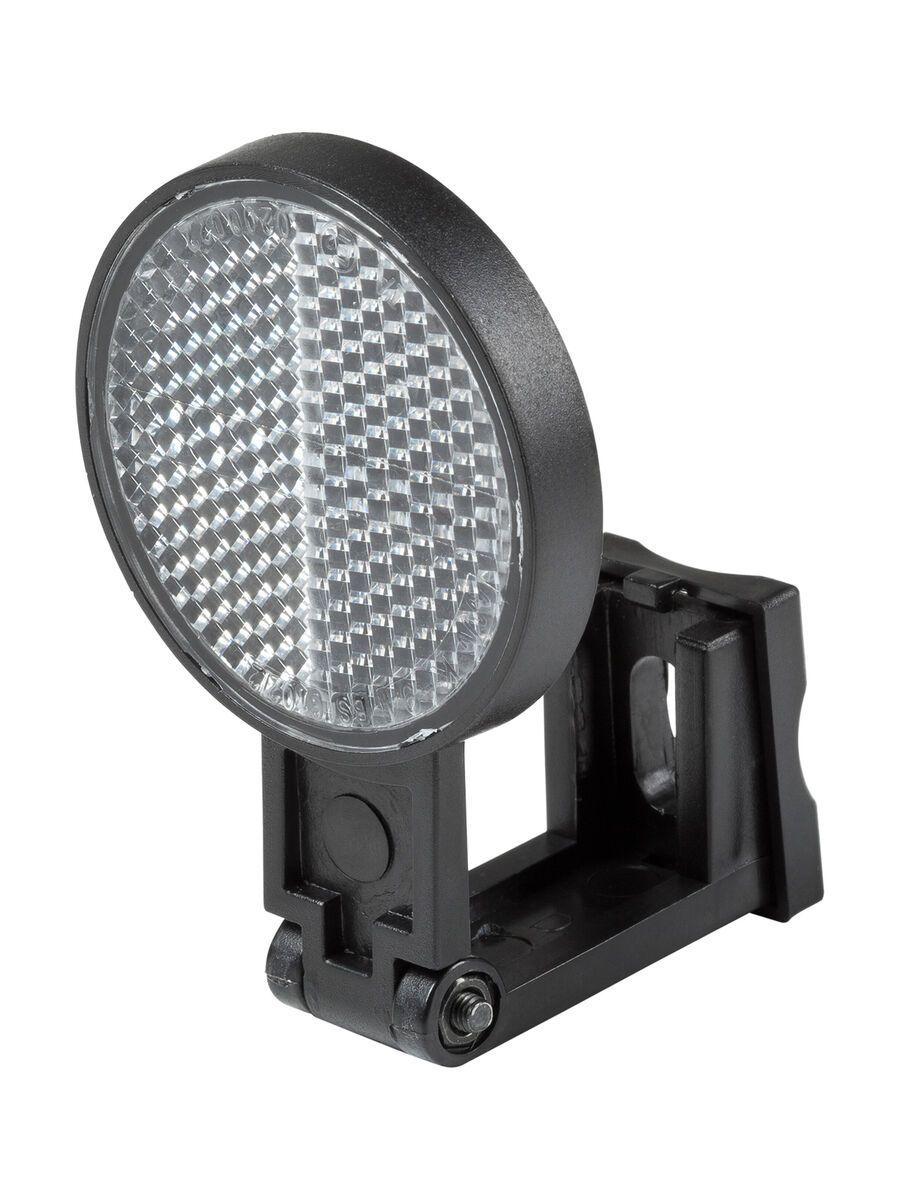 Cube RFR Frontstrahler für Brems-/Gabelbefestigung, white - Reflektoren 136940000
