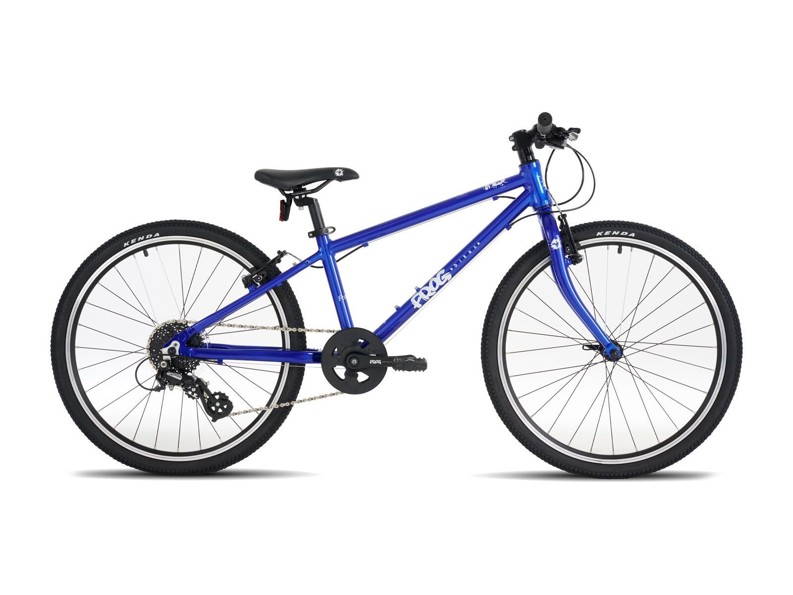 Frog Bikes Frog 62 electric blue 2021 30.5 cm L-FH62-EBL