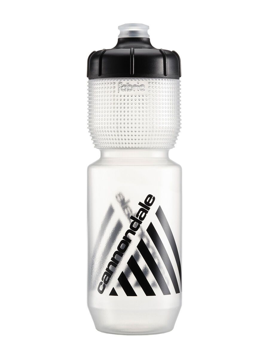 Cannondale Retro Bottle 750 ml, clear/black - Trinkflasche CP5408U0175