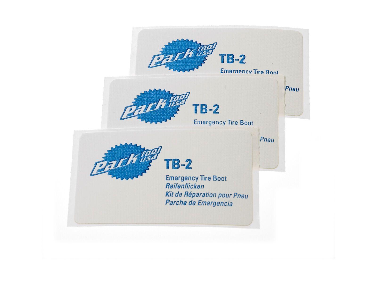 Park Tool TB-2 Emergency Tire Boots / Reifenflicken - Flickzeug 4000221