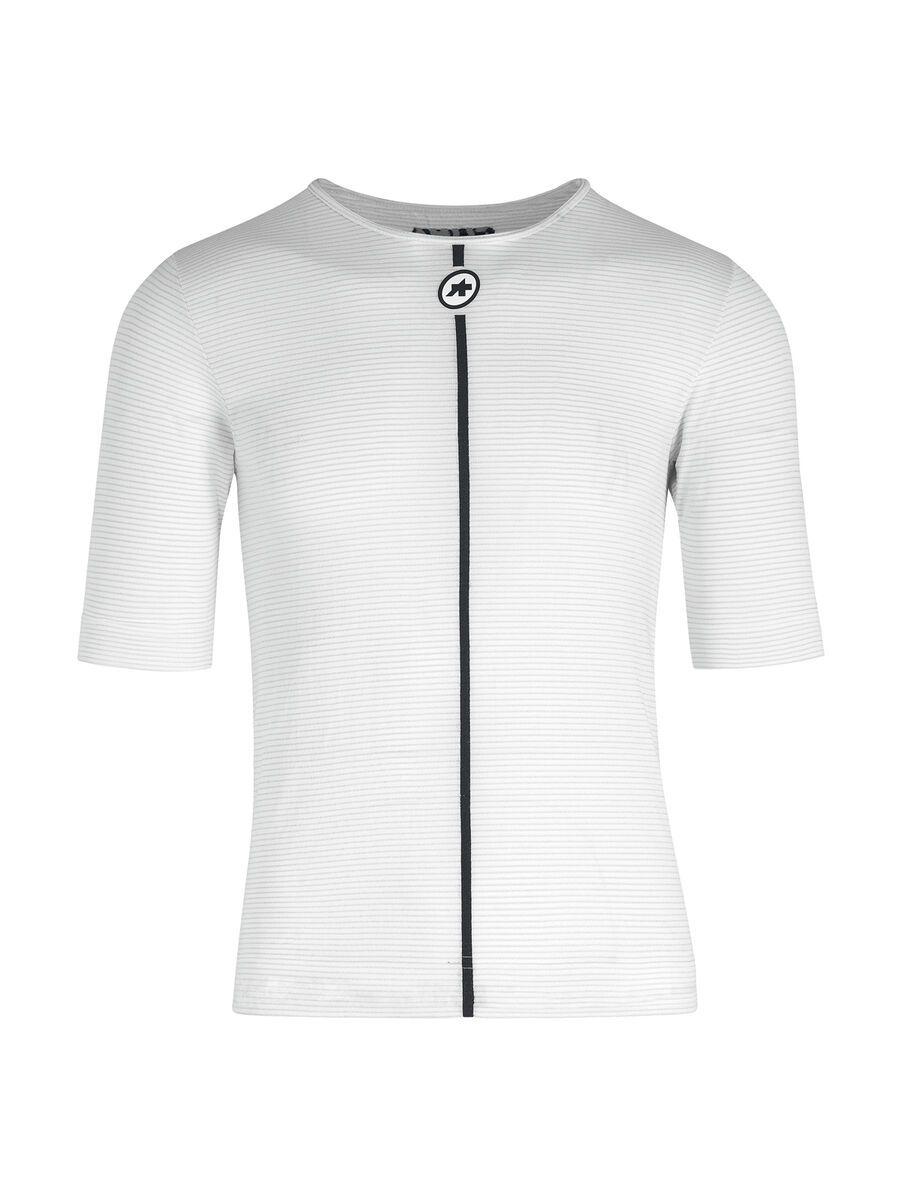 Assos Assosoires Summer SS Skin Layer, holy white - Unterhemd, Größe L/XL P11.40.430.57.II