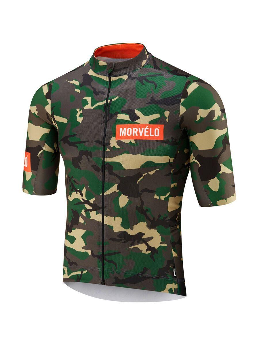 Morvelo Camo NTH Series SS Jersey - Radtrikot, Größe M CAMONSMJ-MD
