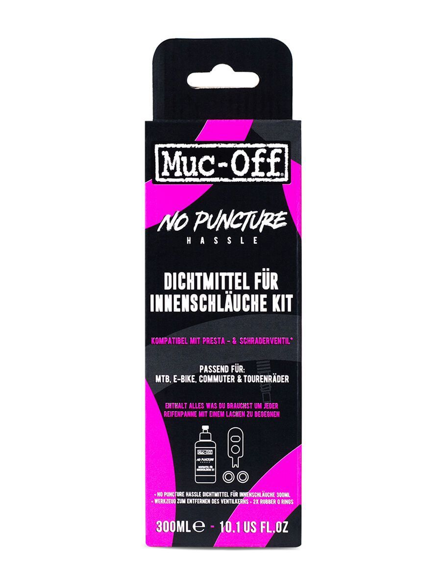 Muc-Off No Puncture Hassle Inner Tube Sealant Kit MU-TIR-2016/36/300