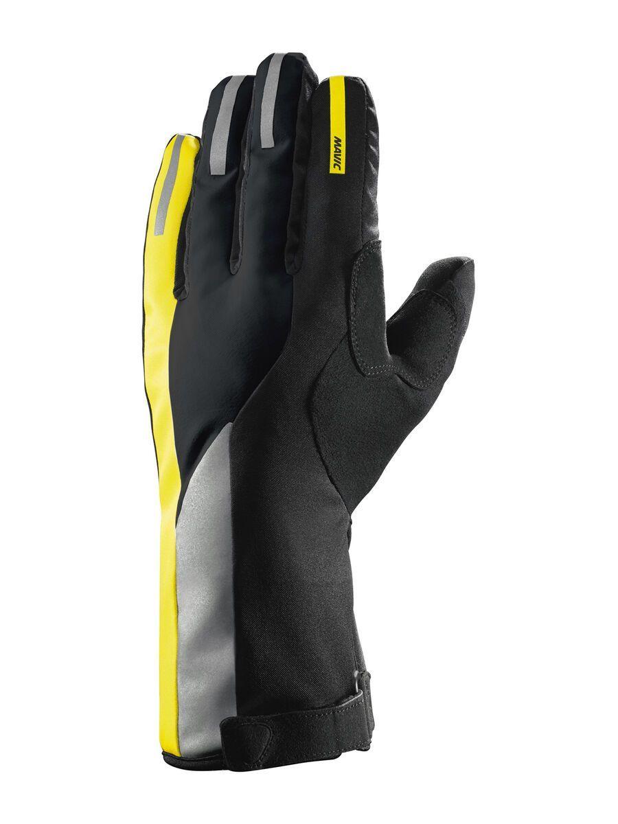 Mavic Vision Thermo Glove, black / yellow | Bild 1