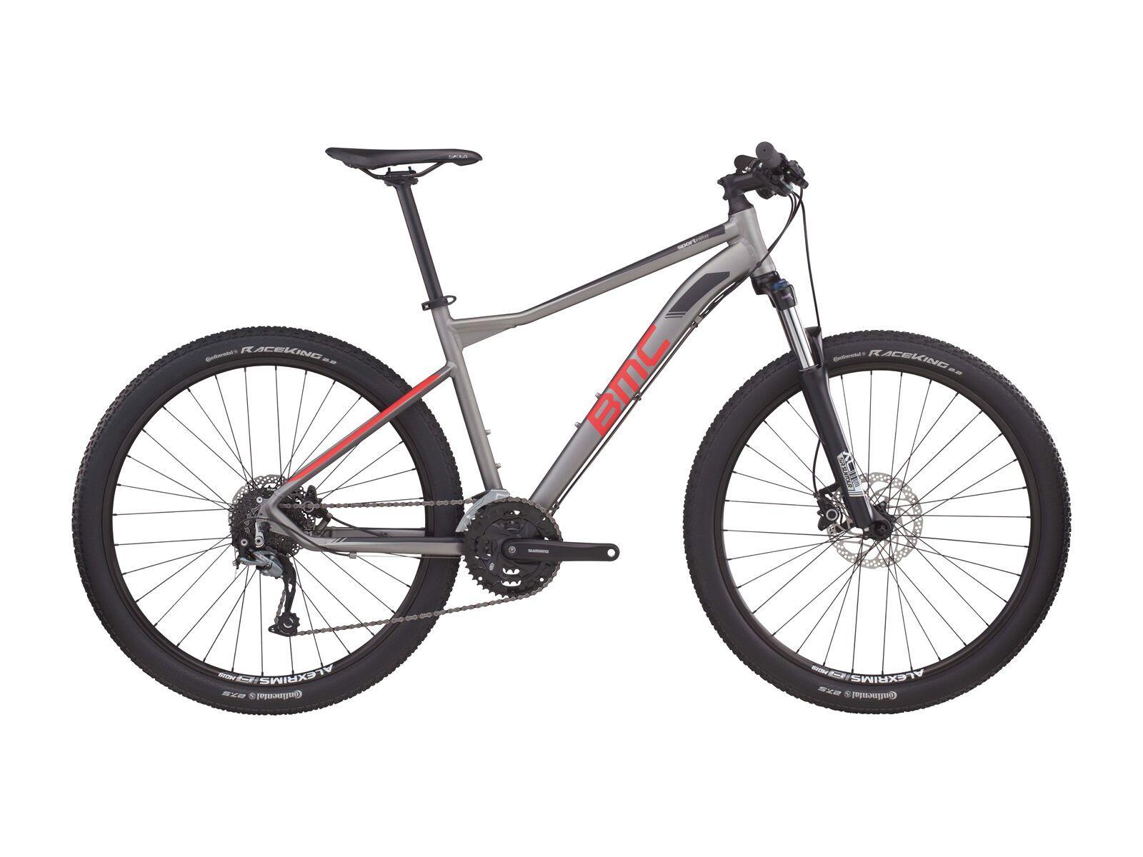 BMC Sportelite SE Alivio, grey | Bild 1