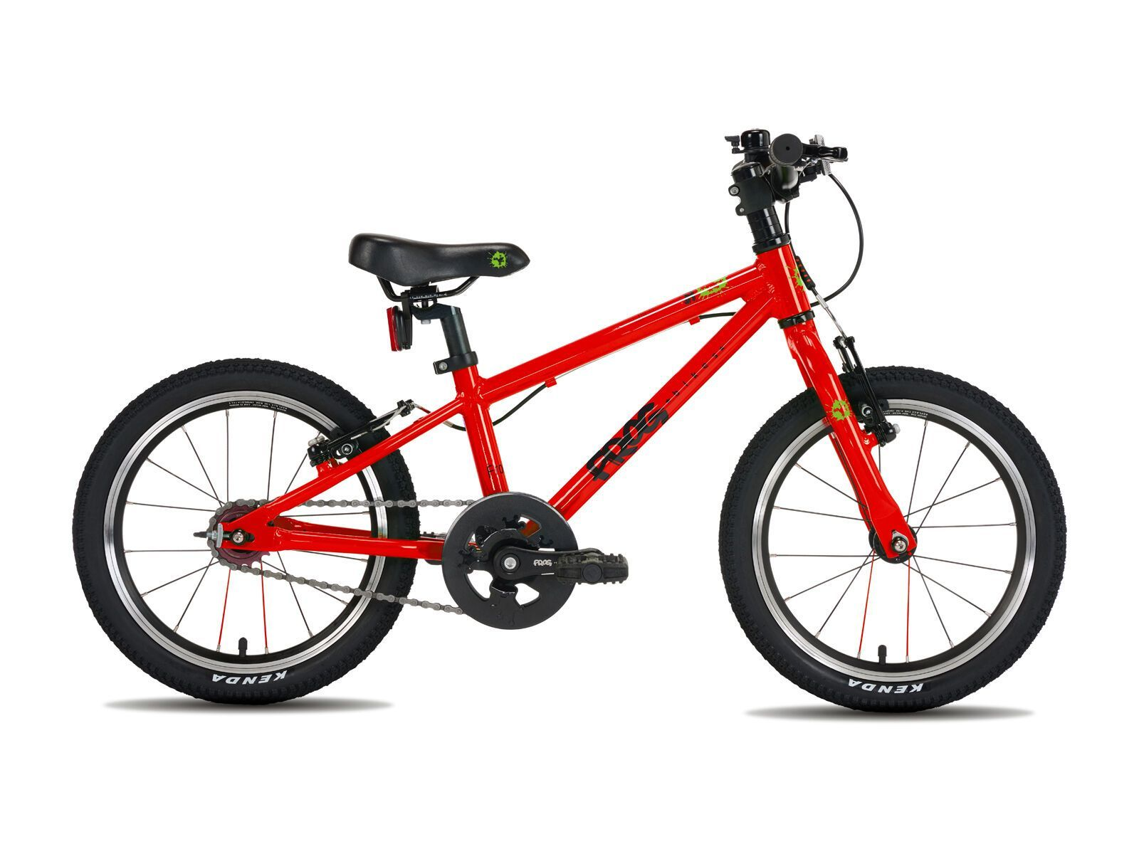 Frog Bikes Frog 44 red 2021 23 cm L-FH44-RED