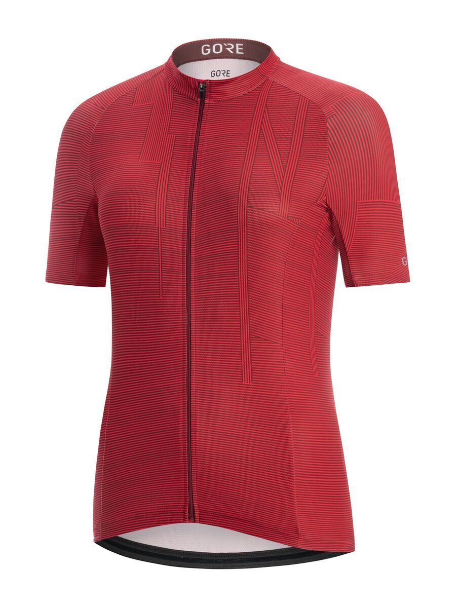 Gore Wear C3 Line Line Trikot, pink/red - Radtrikot, Größe M 100601AKAJ04