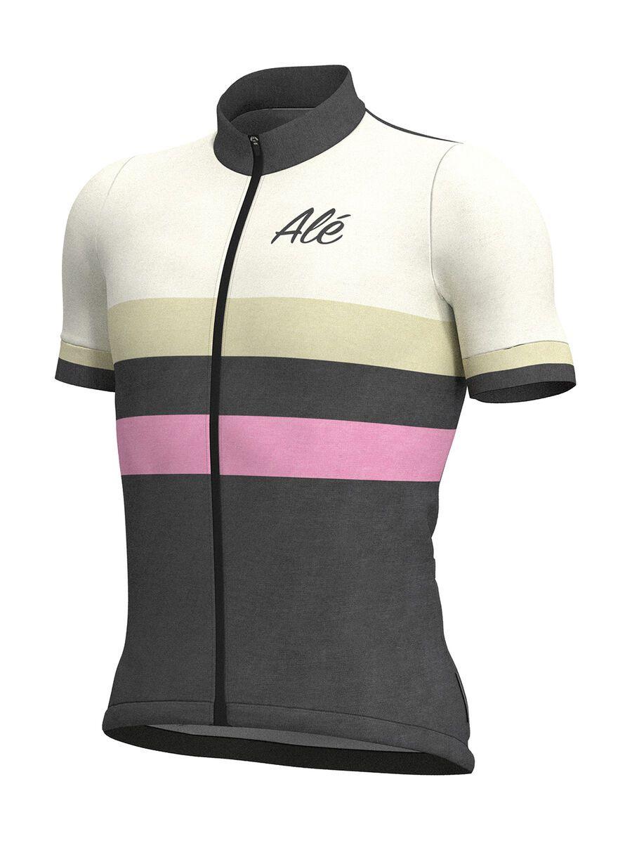 Ale Vintage Jersey, white - Radtrikot, Größe S L14540019-02