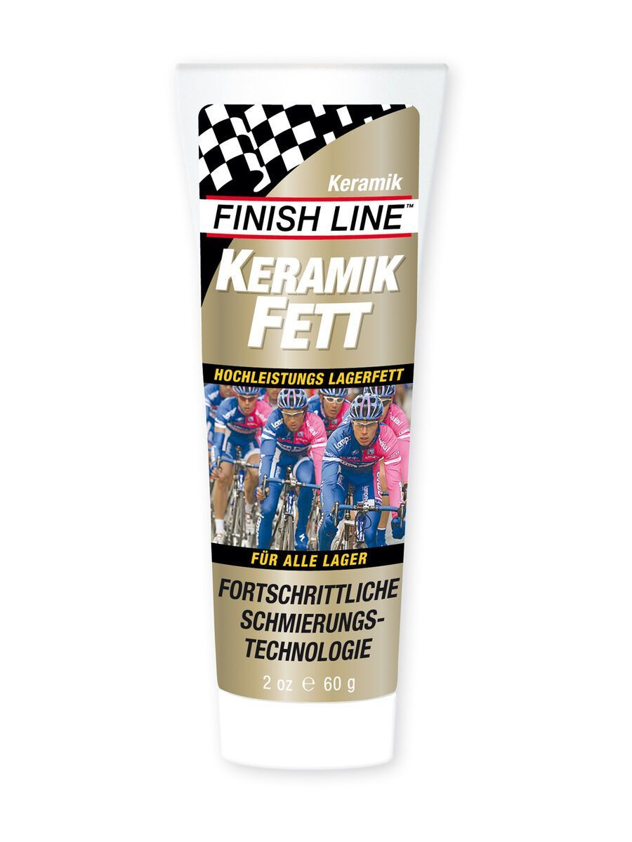 Finish Line Ceramic Grease / Keramik Fett - 60 g Tube 4002045
