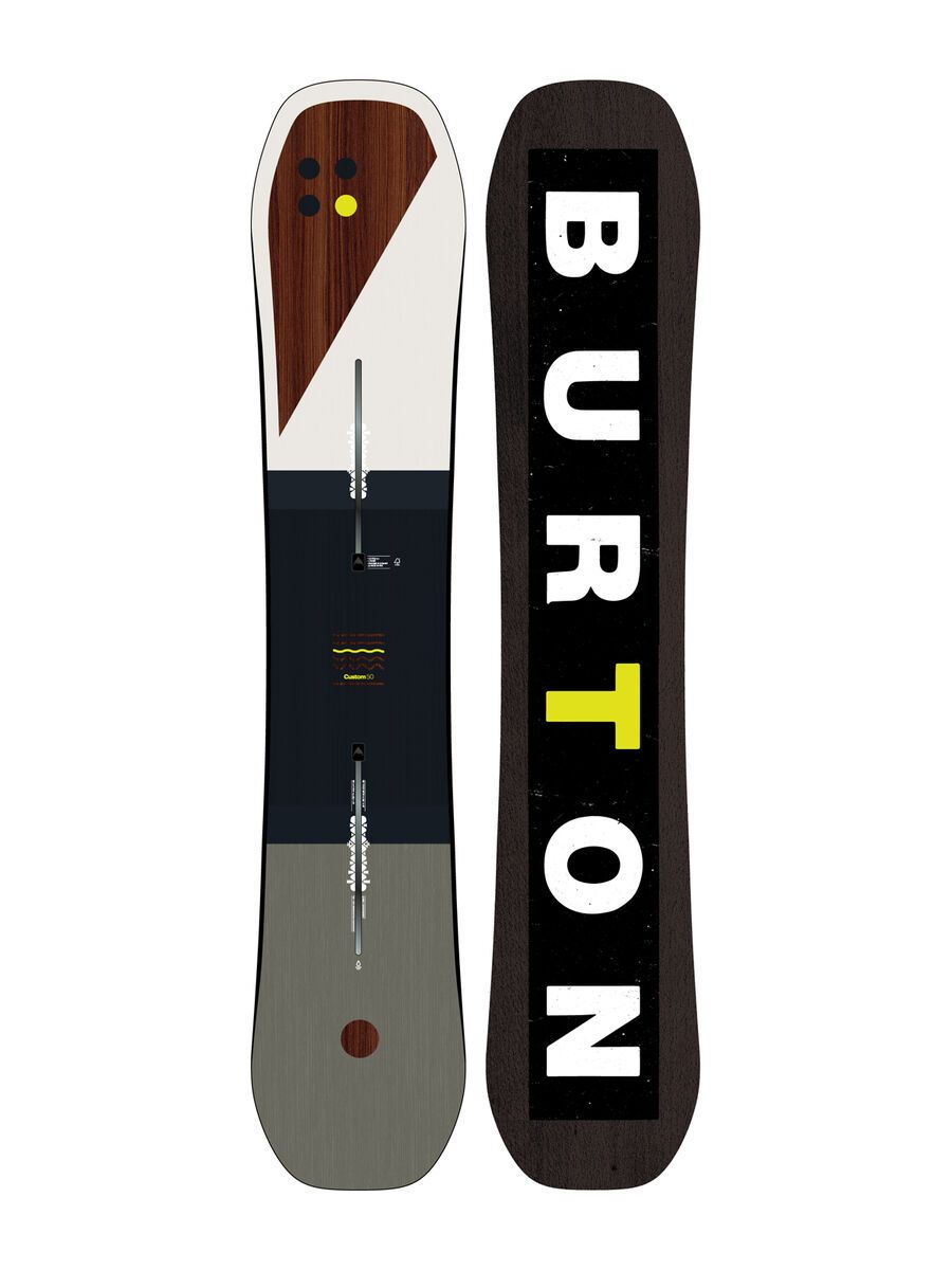 Set: Burton Custom 2019 +  Malavita (2218360S)   Bild 2