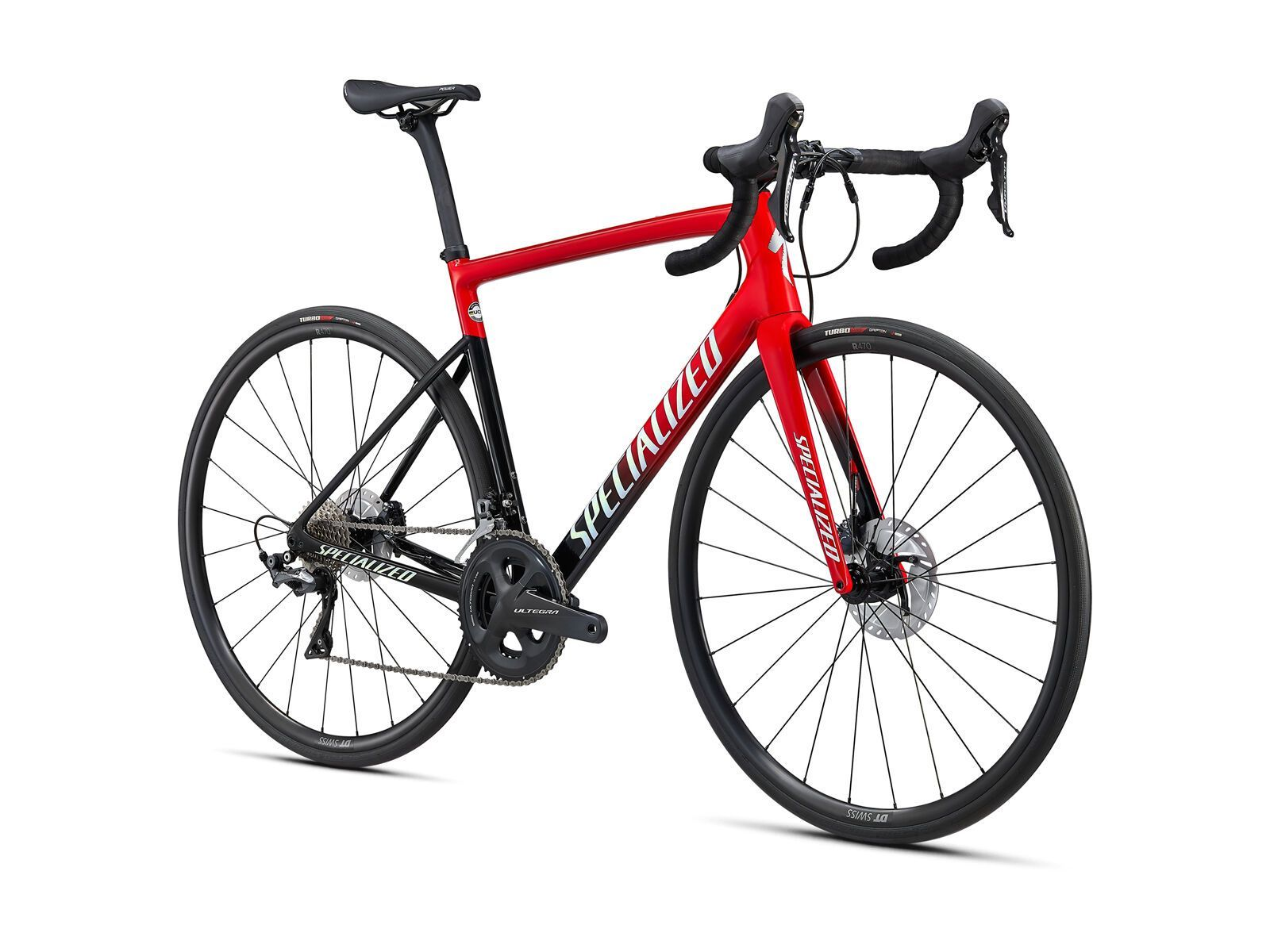 Specialized Tarmac Comp, red tint/white gold pearl | Bild 2