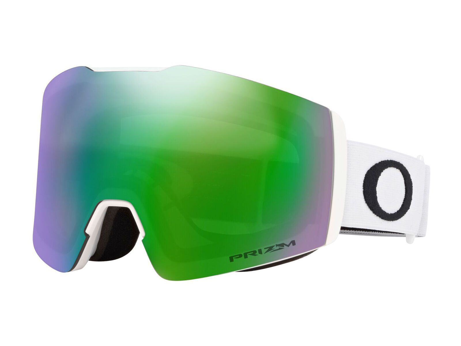 Oakley Fall Line XM - Prizm Jade Iridium matte white OO7103-15