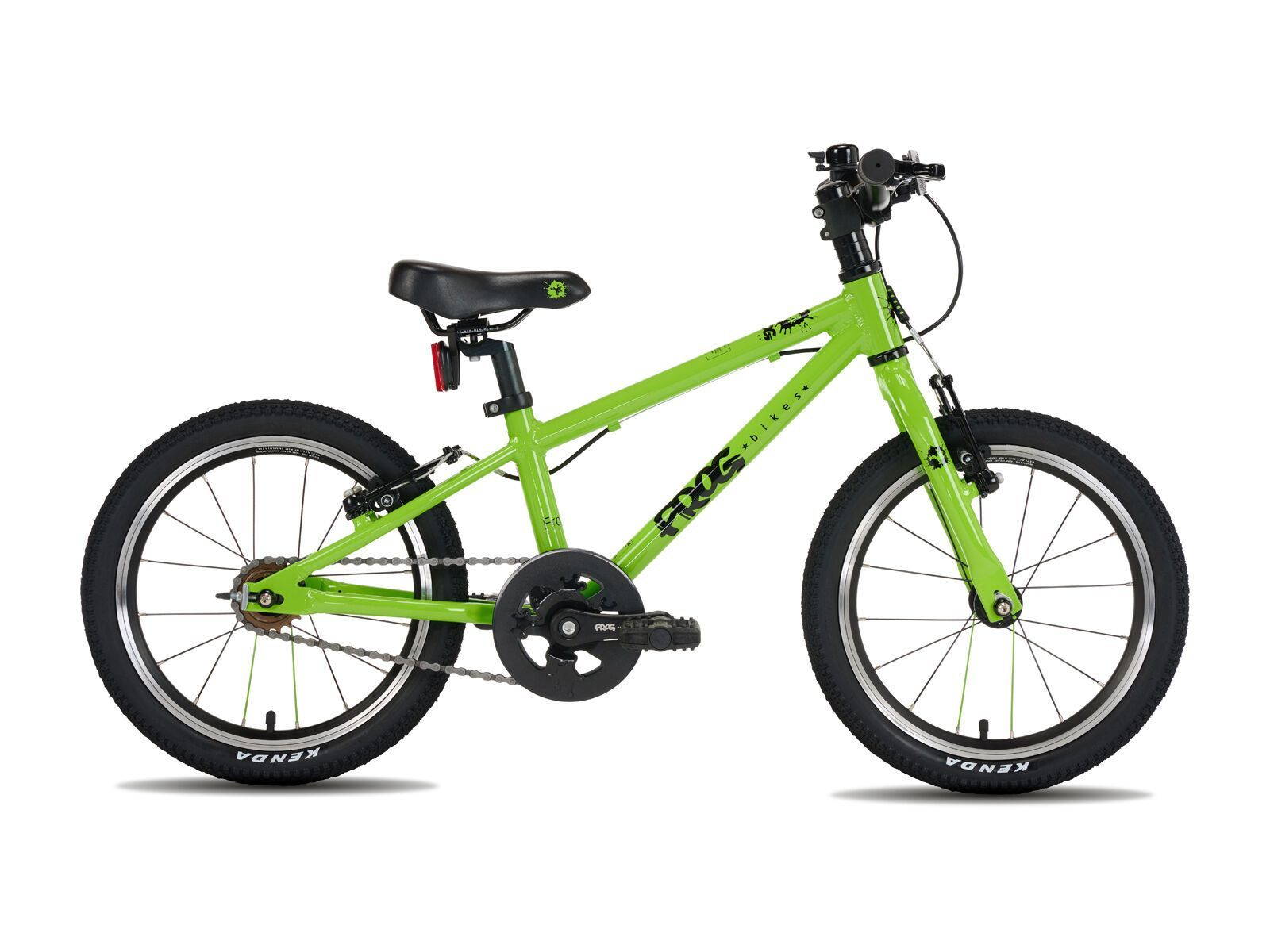 Frog Bikes Frog 44 green 2021 23 cm L-FH44-GRE