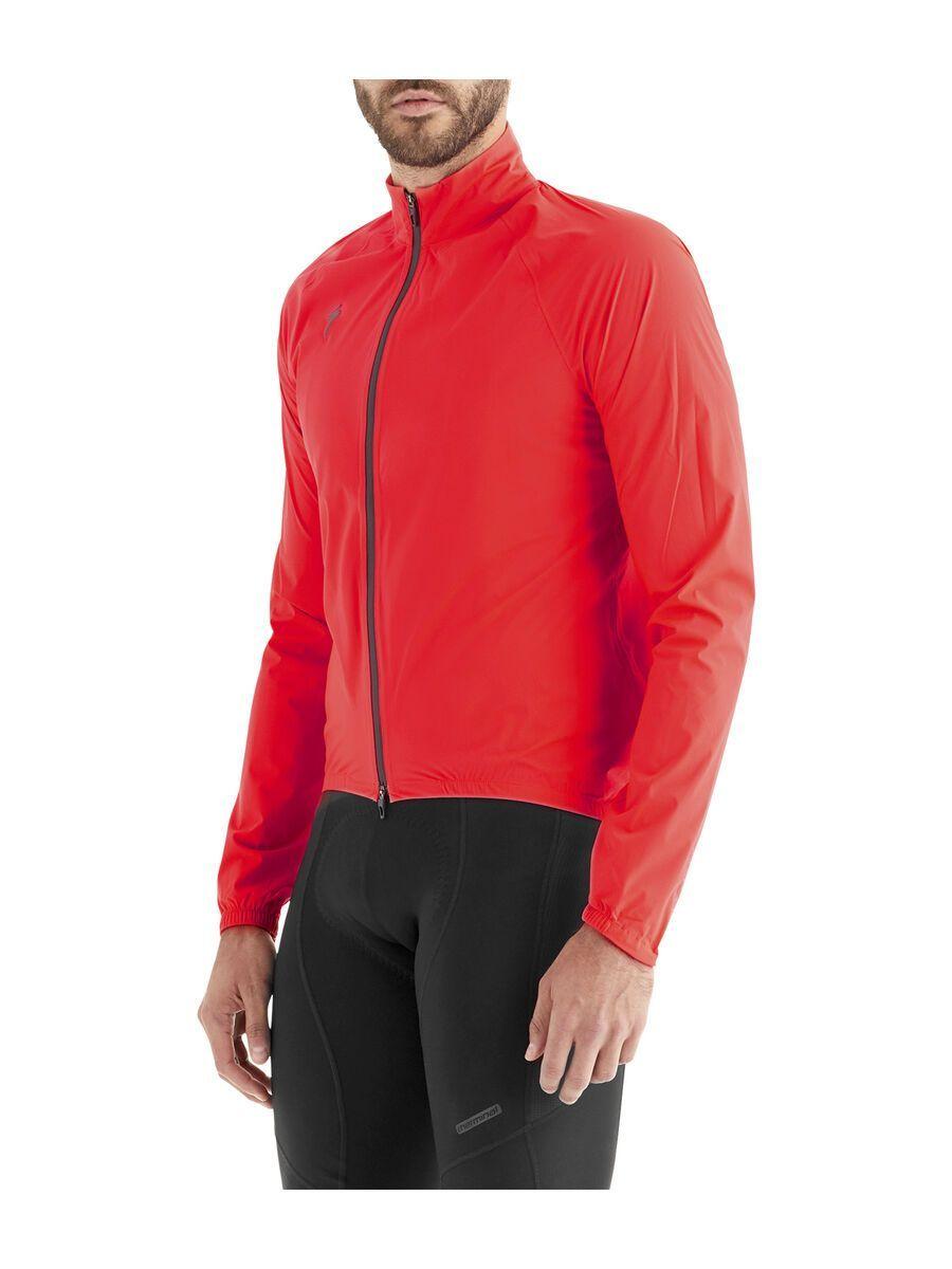Specialized Deflect H2O Pac Jacket, rocket red | Bild 3