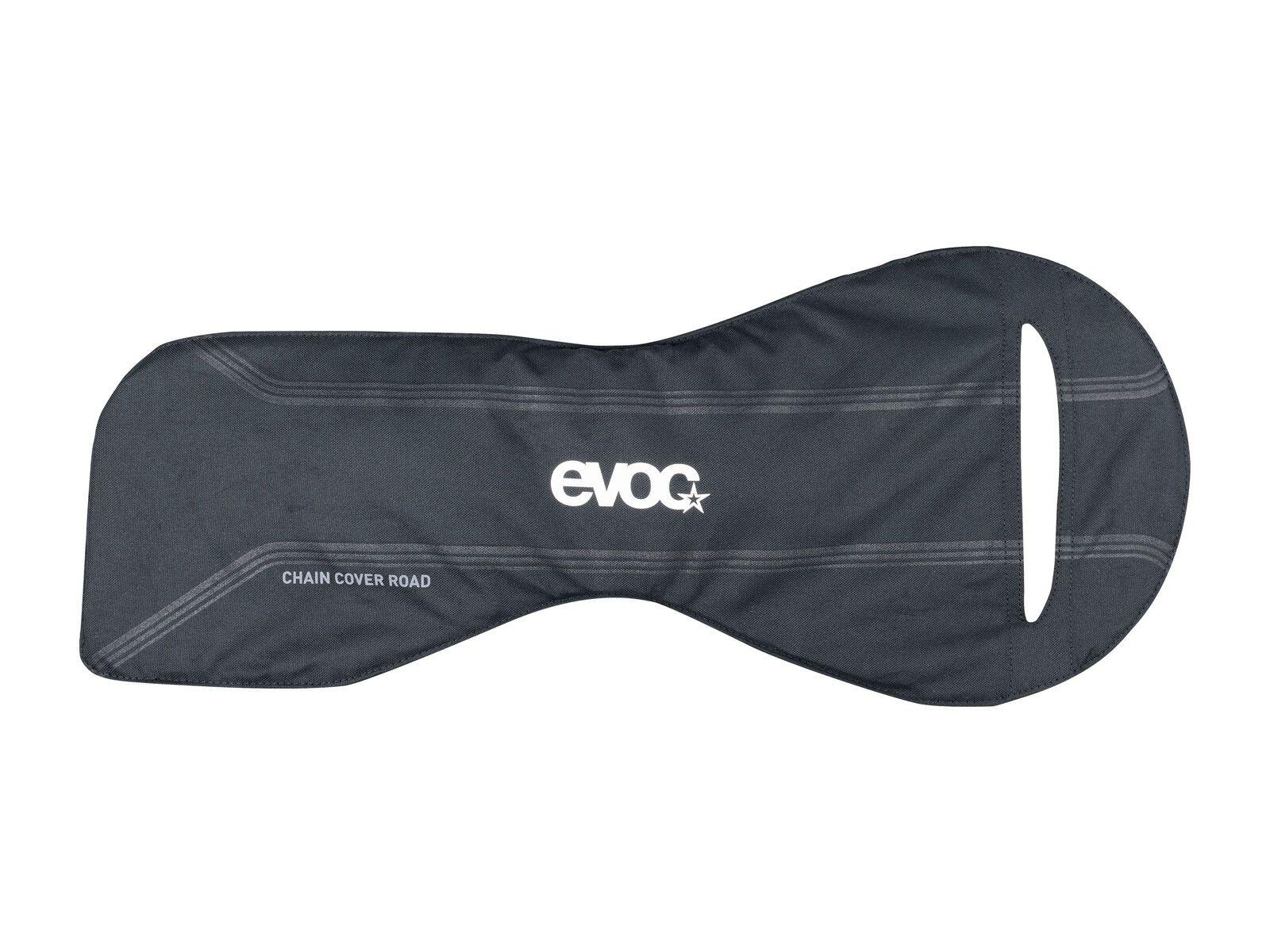 Evoc Chain Cover Road, black - Kettenschutz 70000432