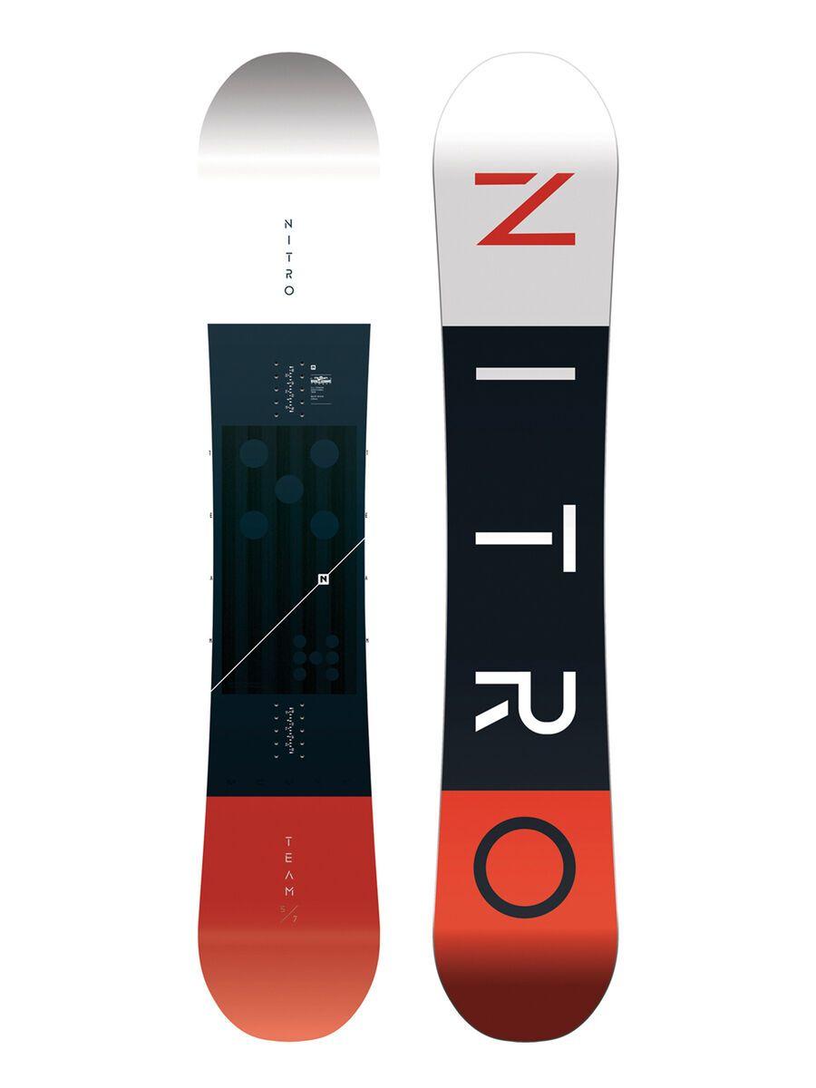 Nitro Team Gullwing 2020 - Snowboard, Größe 152 cm 1201-830436-3001-152