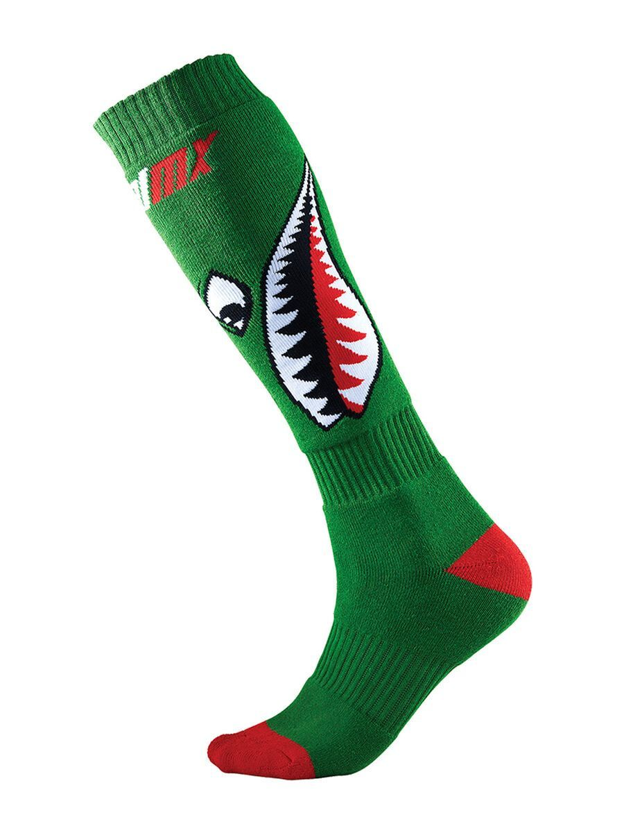 ONeal Pro MX Socks Bomber green One Size 0356M-703