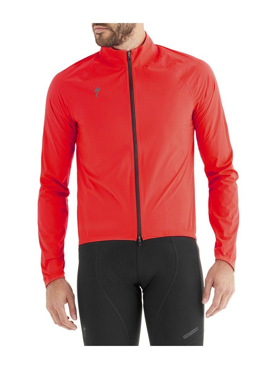 Specialized Deflect H2O Pac Jacket, rocket red | Bild 1