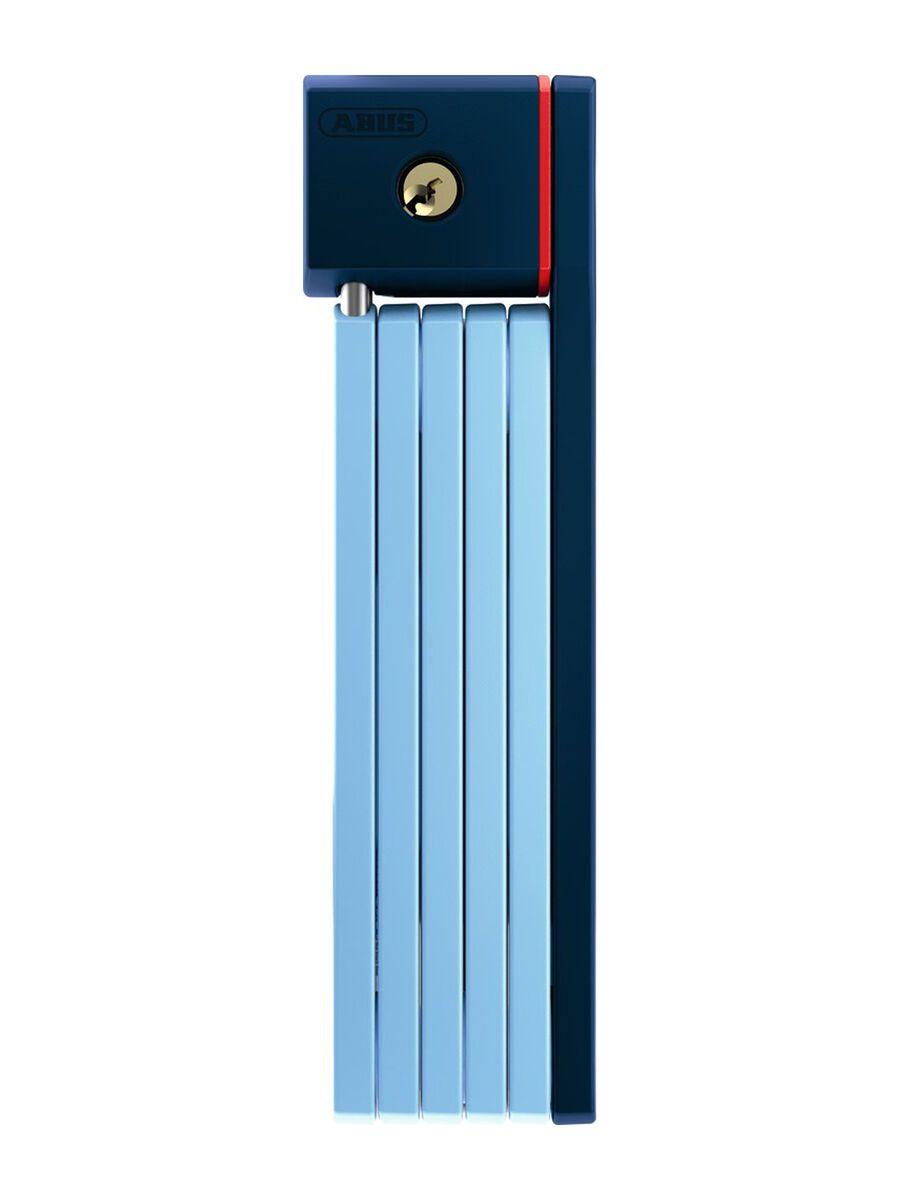Abus uGrip Bordo 5700/80, inkl. Halter, core blue - Fahrradschloss 84429
