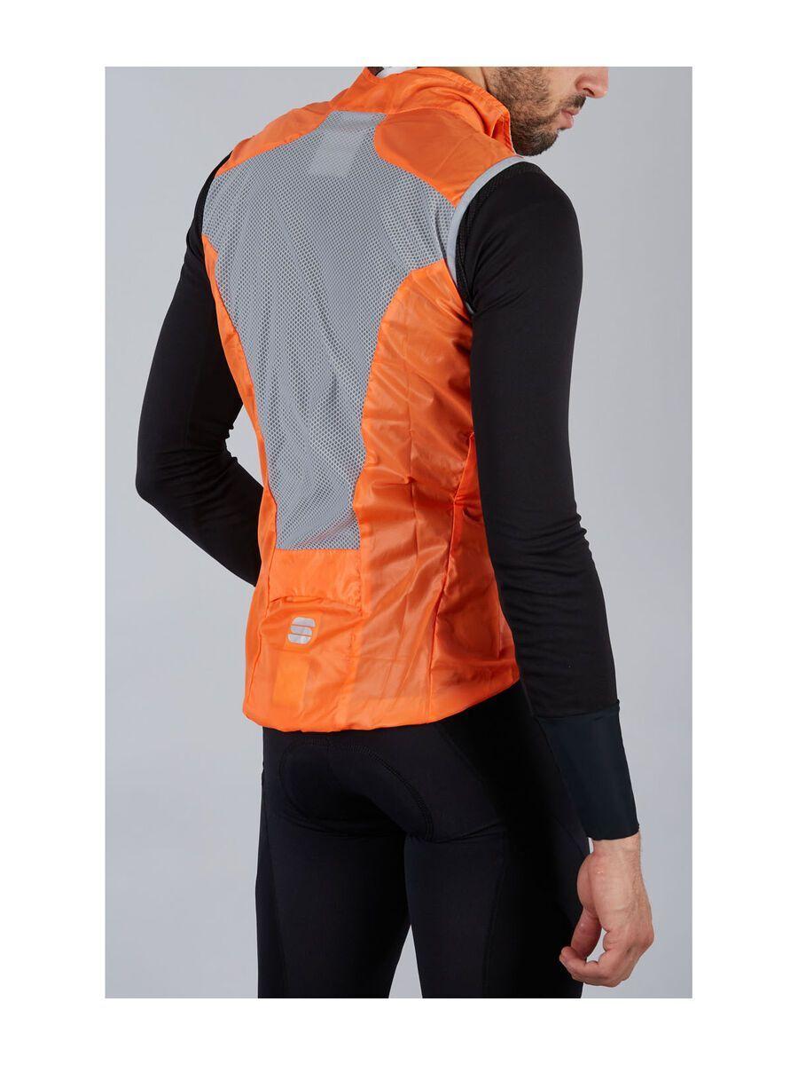 Sportful Hot Pack Easylight Vest, orange sdr | Bild 6