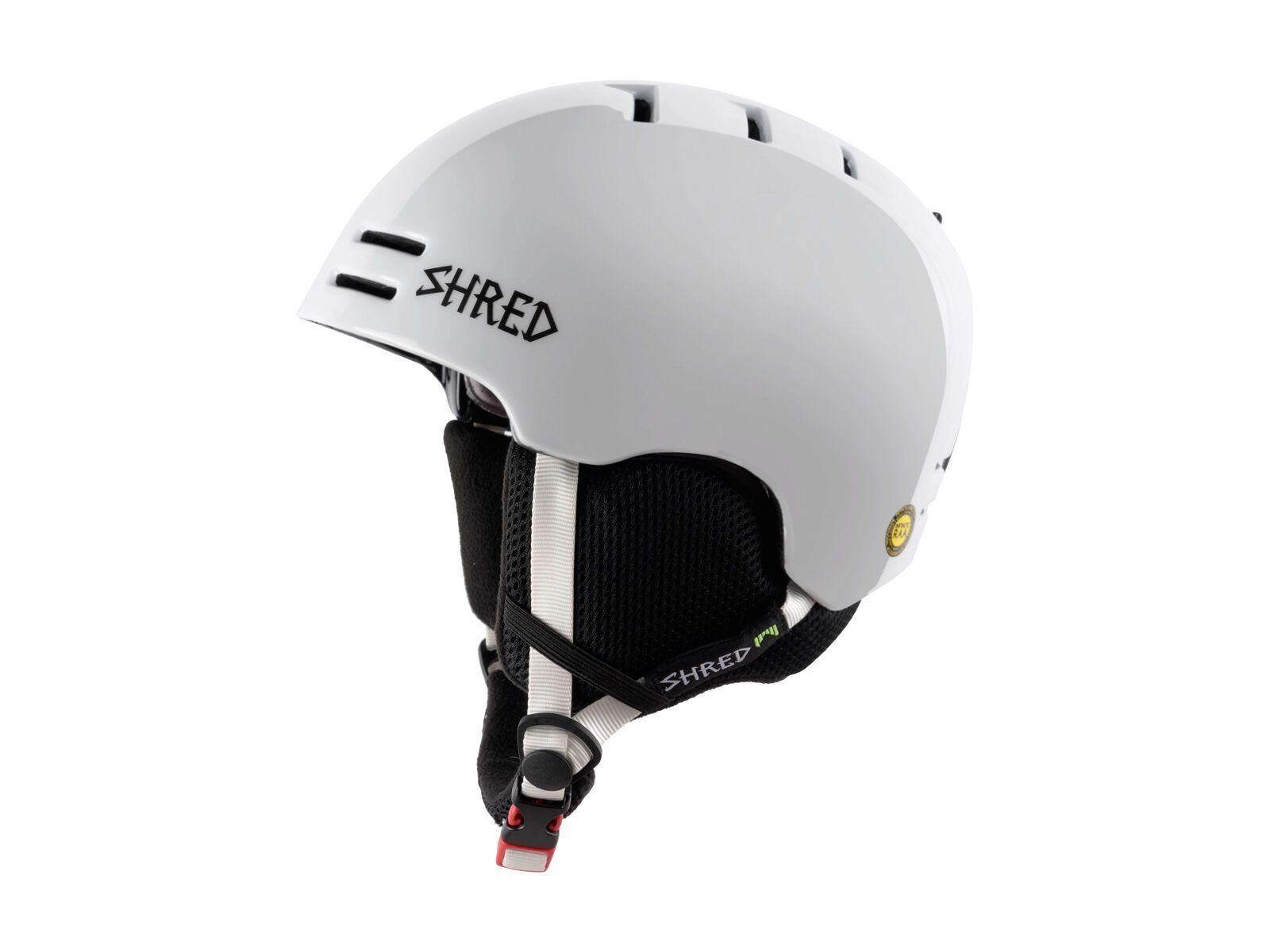 Shred Slam-Cap Base, whiteout - Skihelm, Größe S // 51.5-55.5 cm DHESLCH57-S