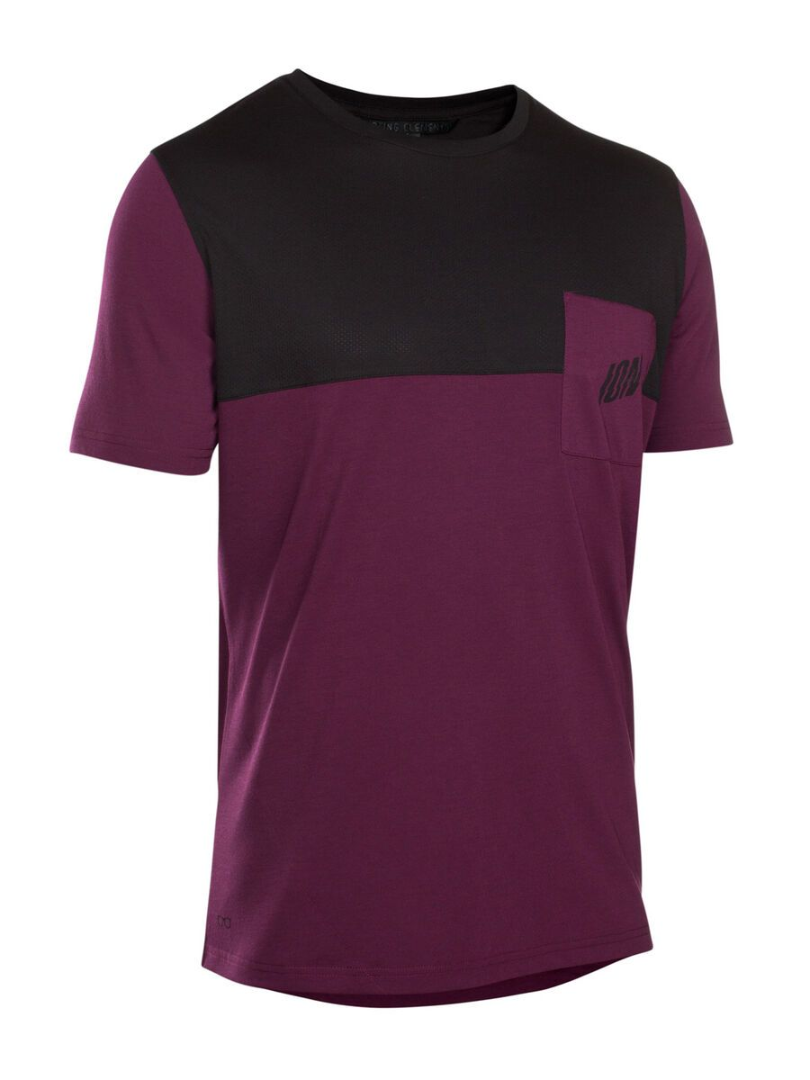 ION Tee SS Seek AMP, pink isover - Radtrikot, Größe S 47902-5032-pink-isover-48/S
