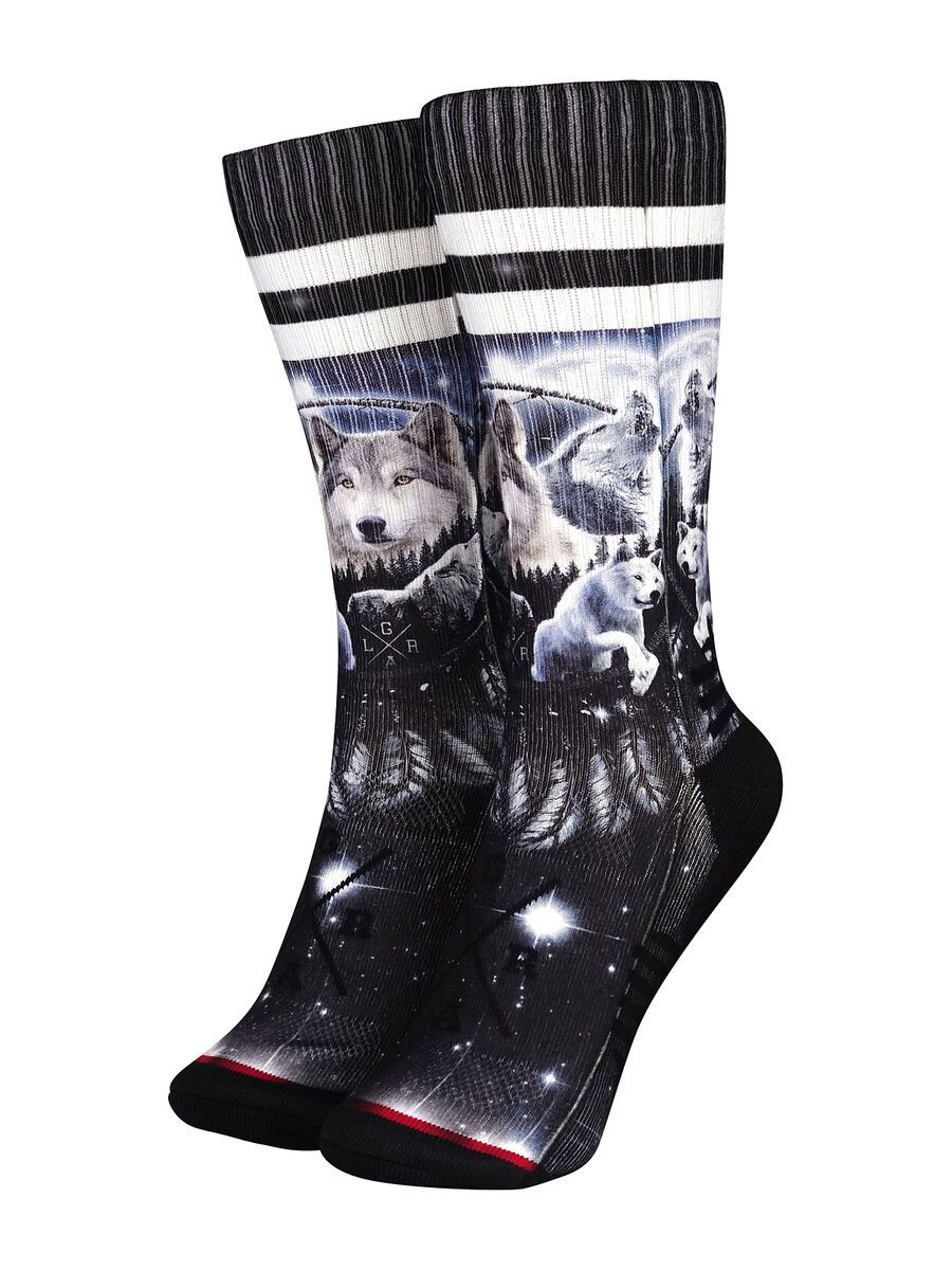 Loose Riders Technical Socks Dream Catcher multicolor Unisize LR-ASOT-20008-NCL