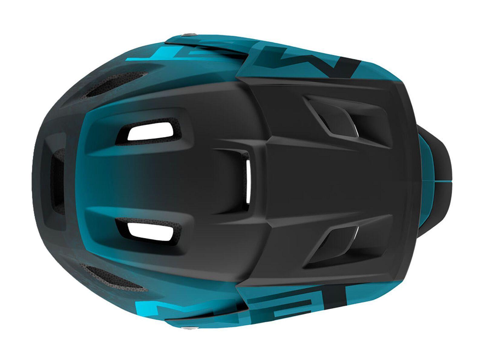 MET Parachute MCR MIPS, petrol blue/matt glossy | Bild 4