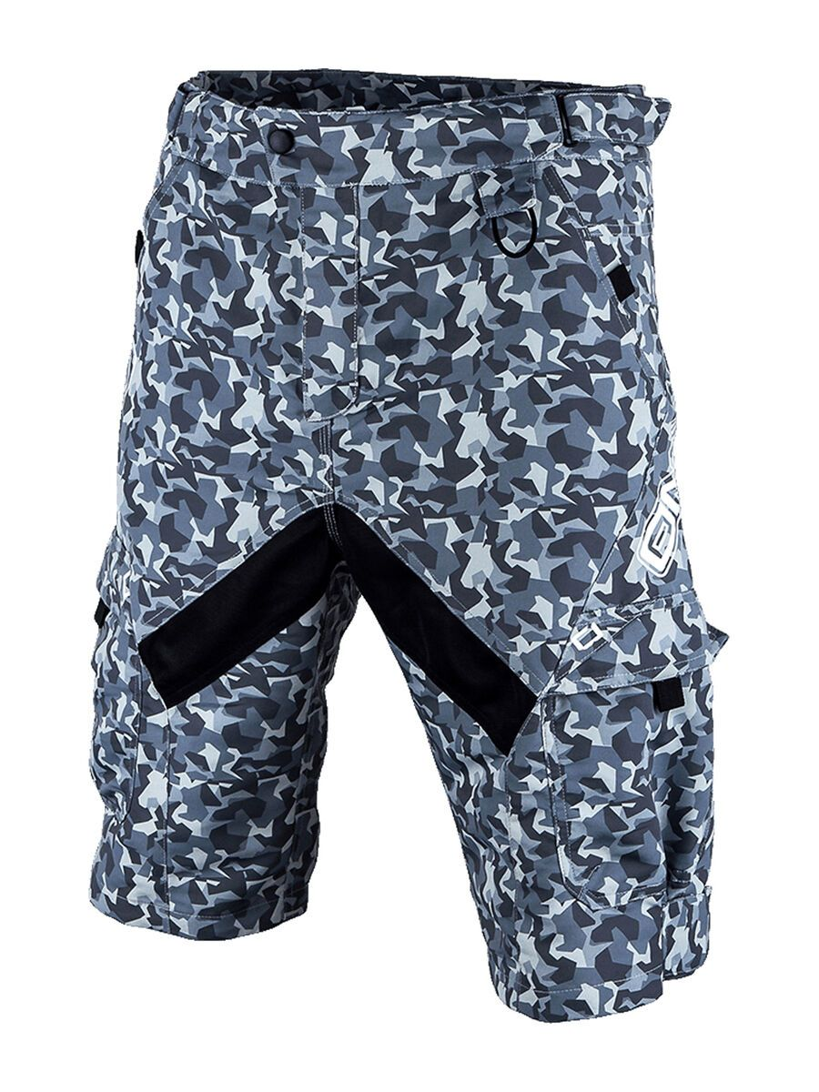 ONeal Slickrock Shorts, camouflage grey   Bild 1