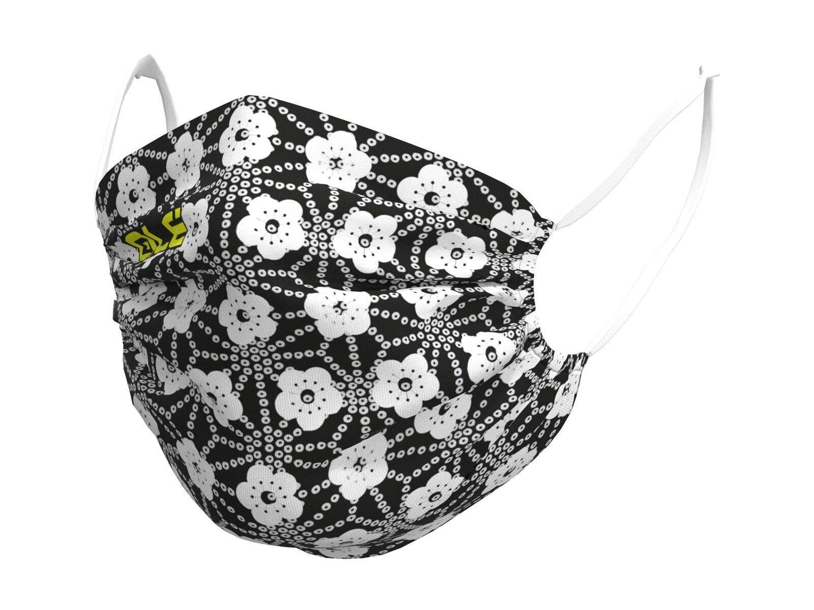 Ale Garda Face Mask (nicht retournierbar), black-white | Bild 1