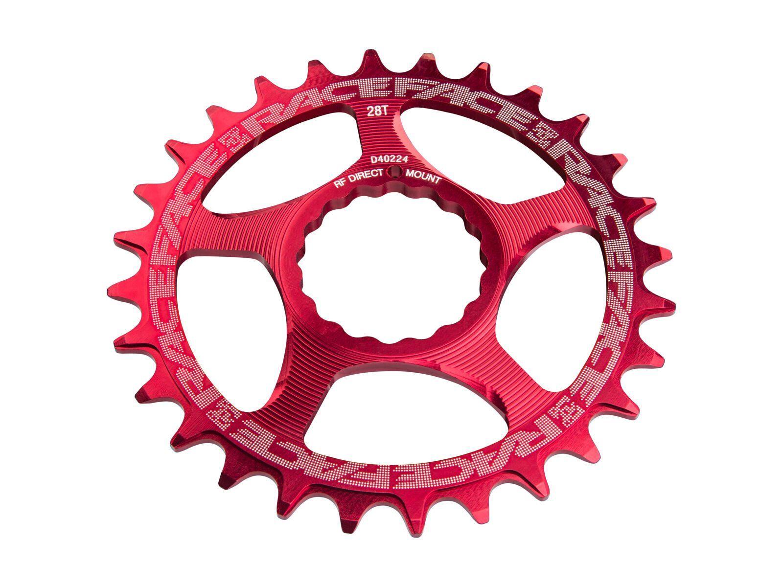 Race Face Direct Mount Cinch Narrow Wide, red - Kettenblatt, Größe 30 Z 1973329963