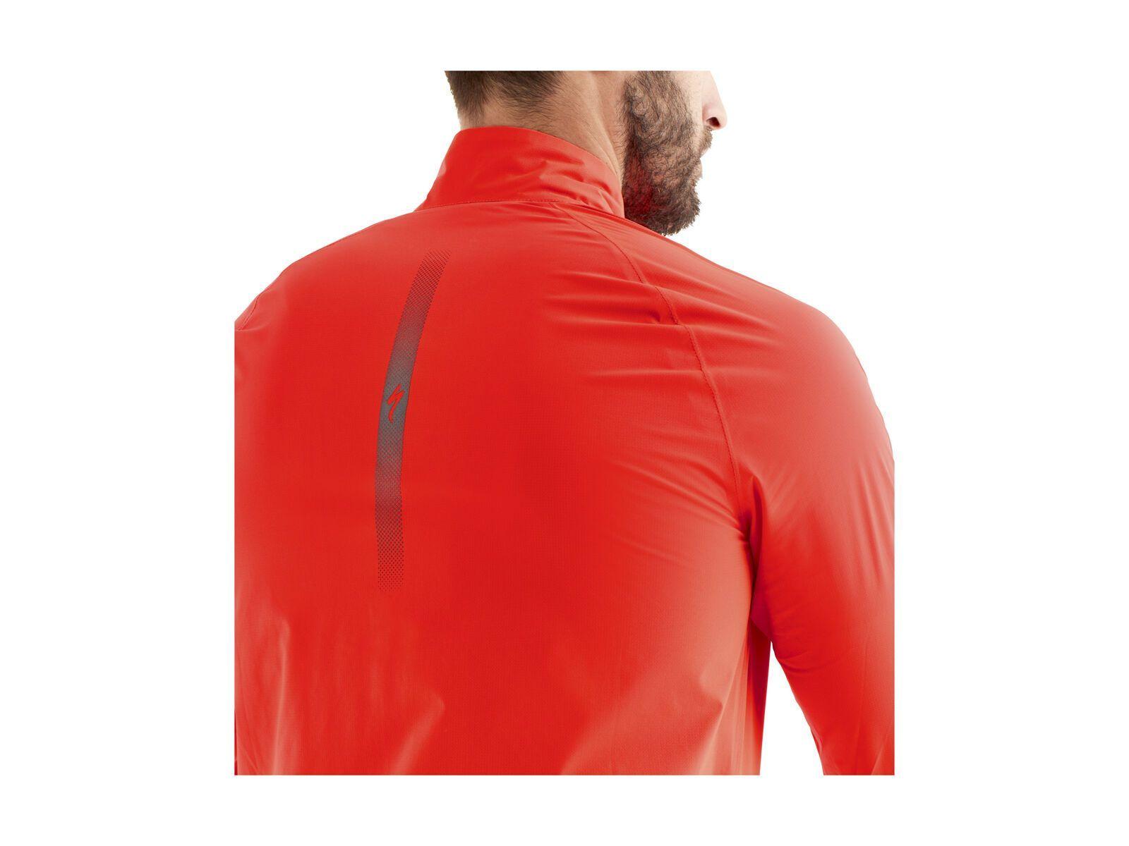 Specialized Deflect H2O Pac Jacket, rocket red | Bild 5