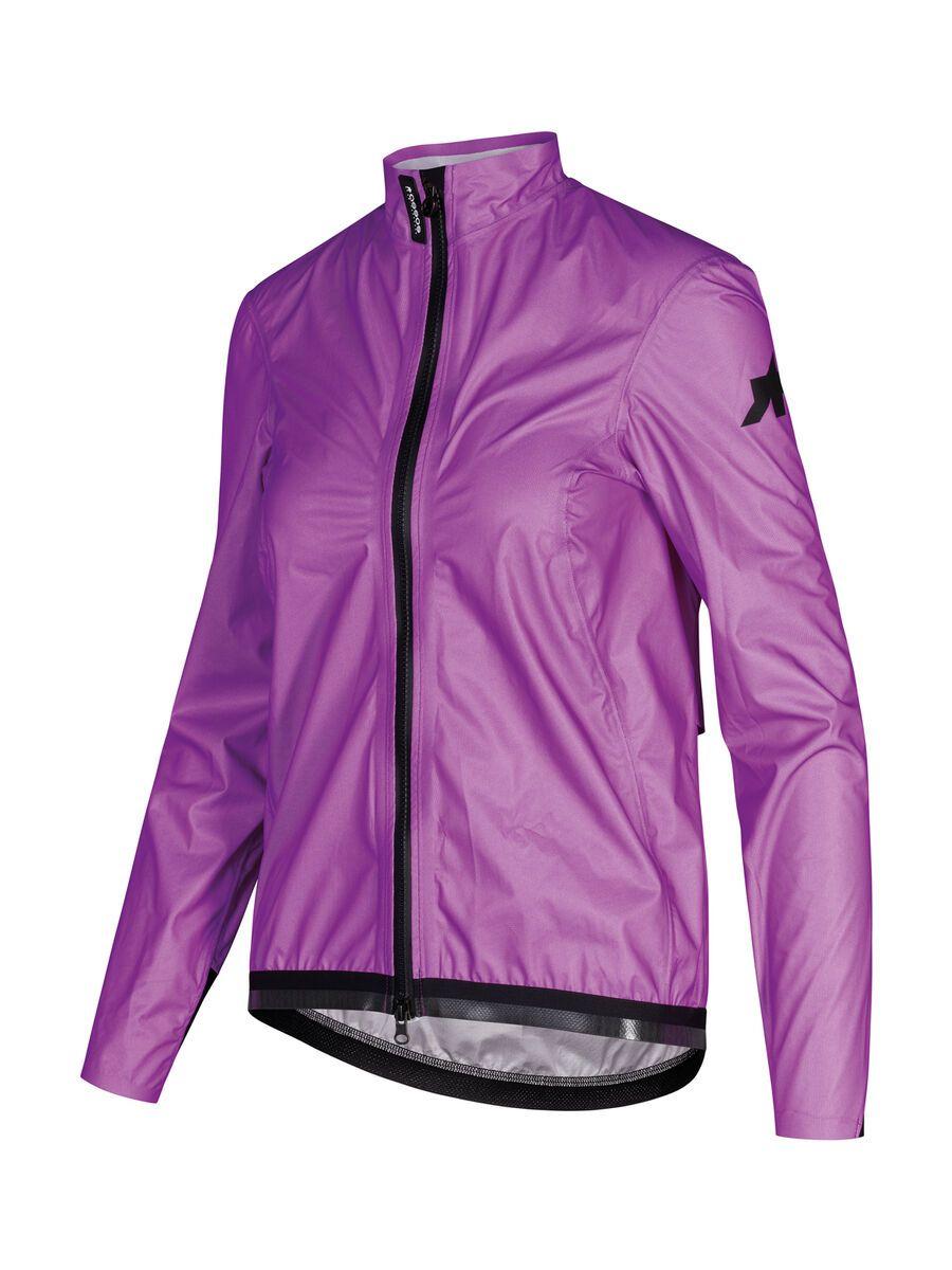 Assos Dyora RS Rain Jacket venus violet M 12.32.372.4B.M