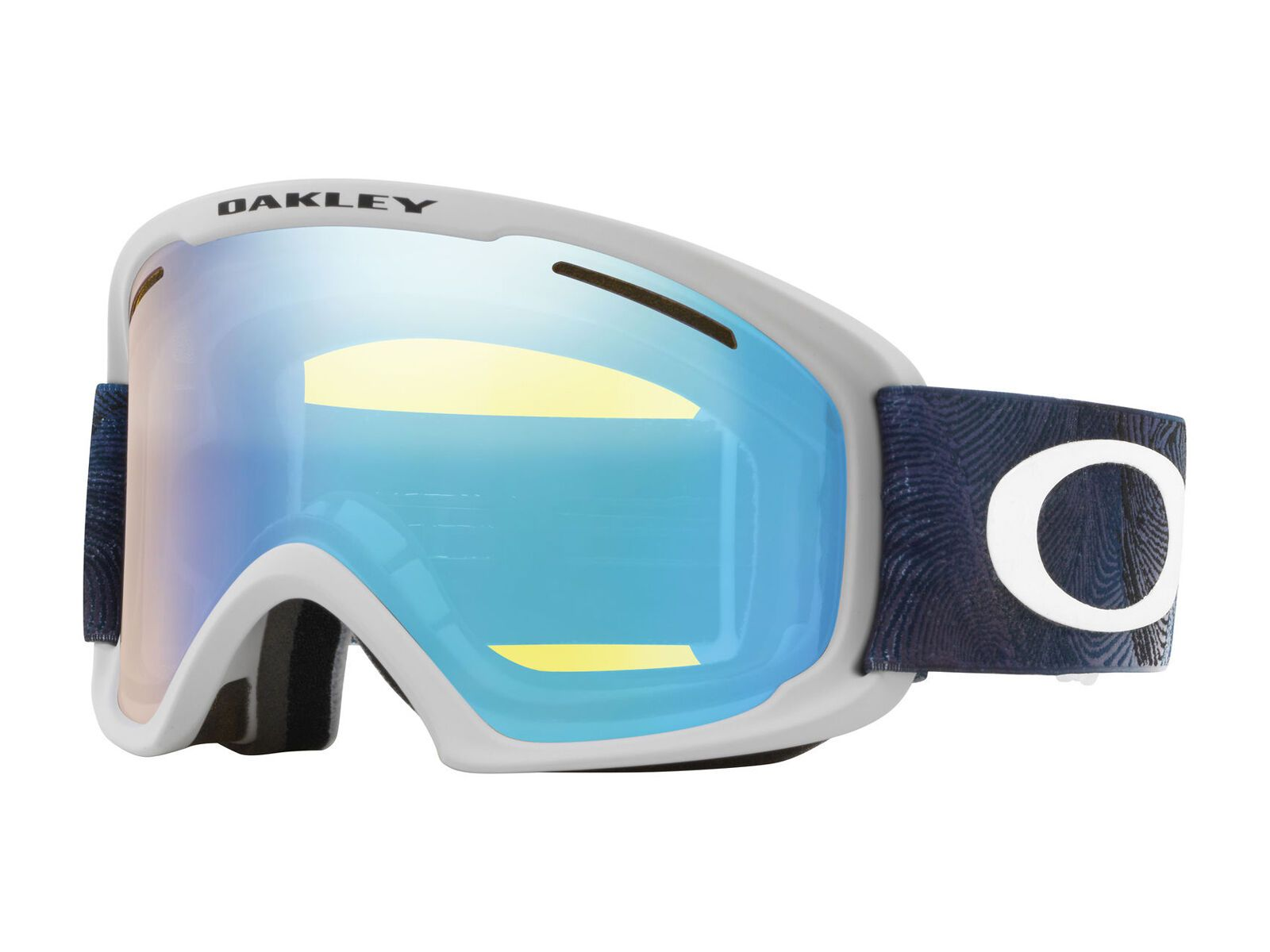 Oakley O Frame 2.0 XL, mystic flow poseidon/Lens: high yellow iridium | Bild 1